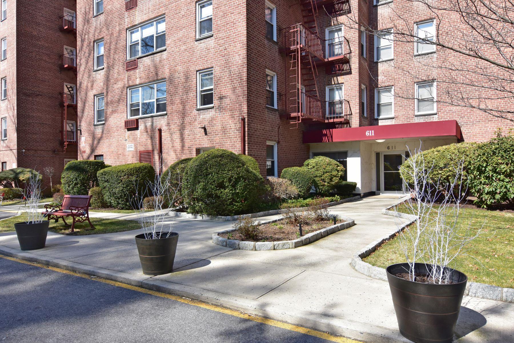Co-op Properties 為 出售 在 The Palmer House 611 Palmer Road, 3V, Yonkers, 纽约 10701 美國