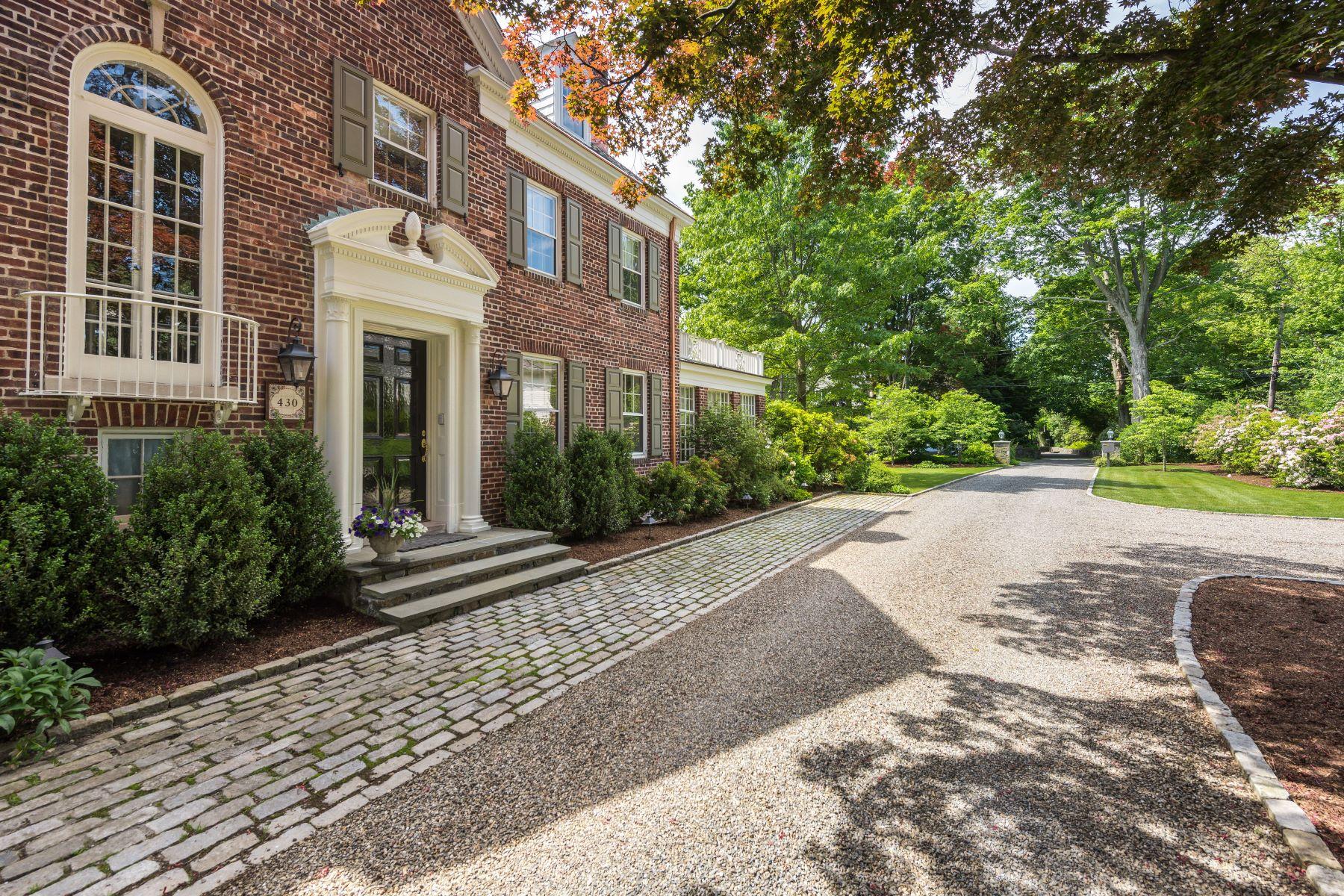 Частный односемейный дом для того Продажа на 430 Park Avenue Rye, Нью-Йорк, 10580 Соединенные Штаты