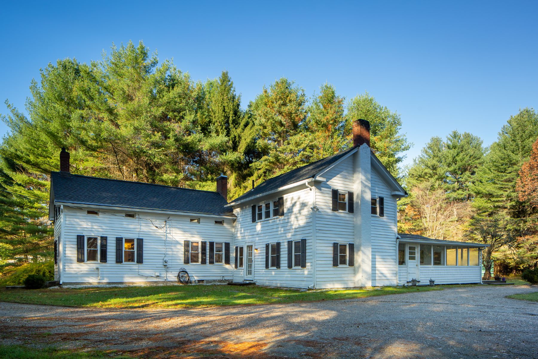 Single Family Home for Active at Beautifully Renovated Historic Home 670 South Egremont Rd Great Barrington, Massachusetts 01230 United States