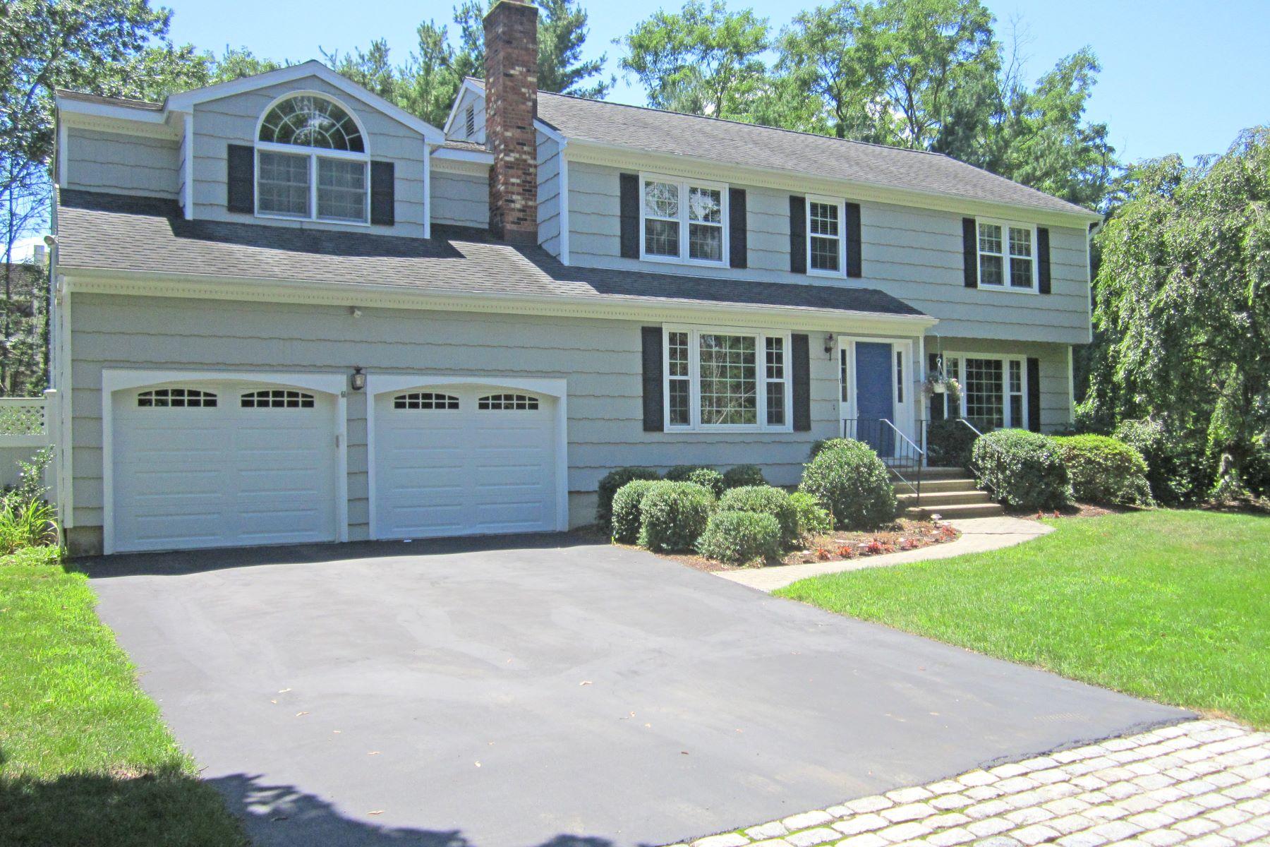 一戸建て のために 売買 アット Classic New England Colonial 1 Donald Drive Westport, コネチカット, 06880 アメリカ合衆国