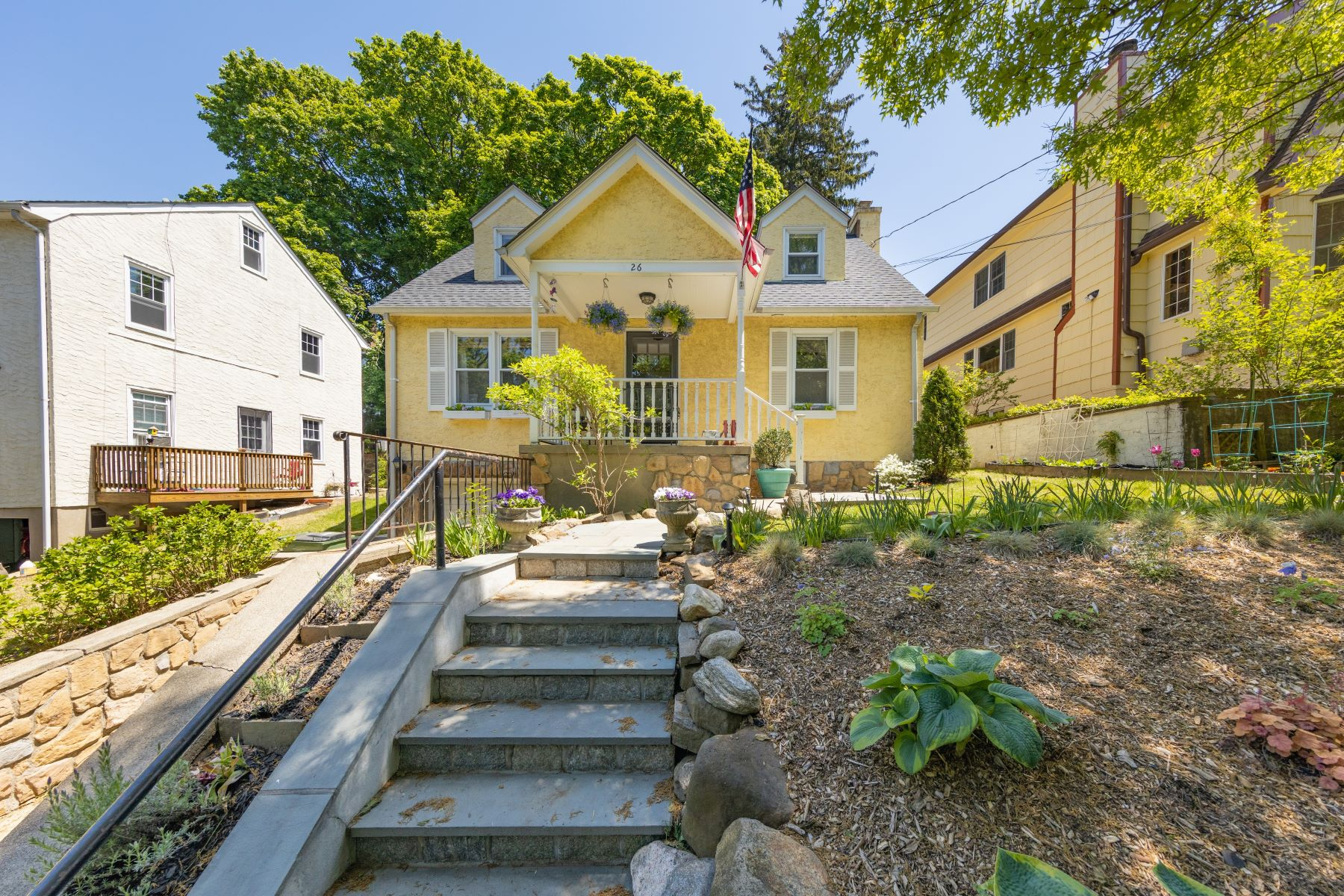 Single Family Homes 為 出售 在 Welcome To 26 Riverview 26 Riverview Avenue, Tarrytown, 纽约 10591 美國