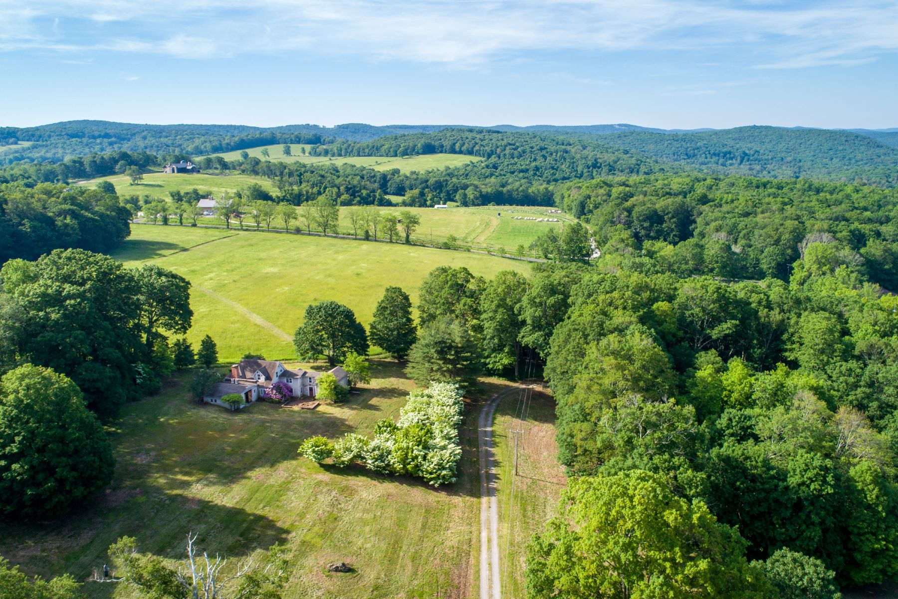 Single Family Home for Sale at 42 Acres of Privacy 40-42 Jackson Hill Sharon, Connecticut, 06069 United States