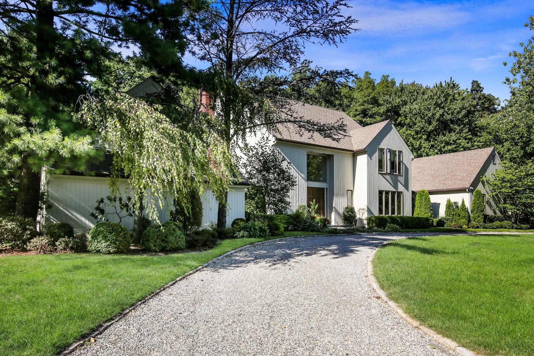 Single Family Homes por un Venta en 10 Purchase Hills Drive Purchase, Nueva York 10577 Estados Unidos