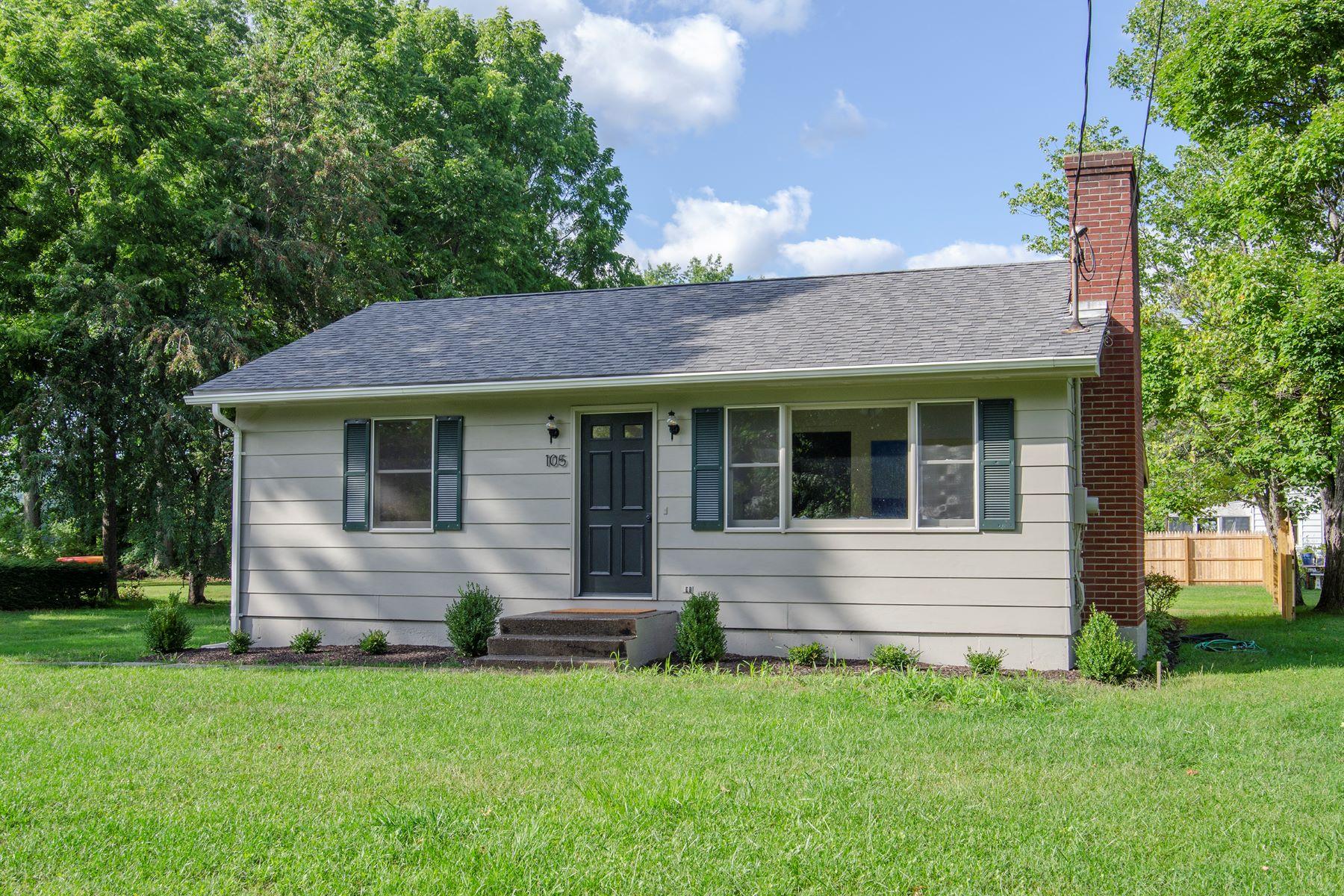 Single Family Homes for Active at Lake Living Perfection 105 Lake Shore Copake, New York 12517 United States