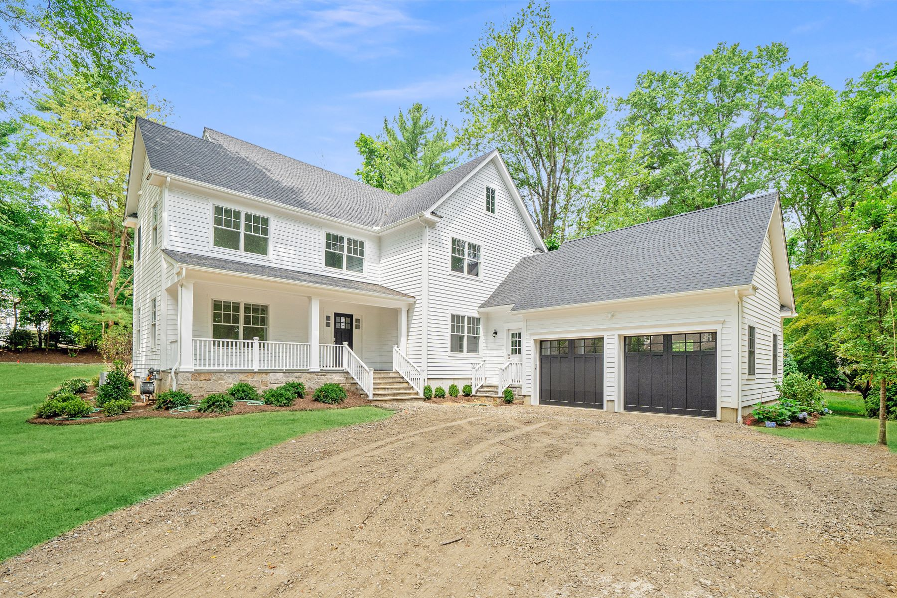Single Family Homes for Active at A Modern Take on a Traditional Farm House! 42 Crossway Scarsdale, New York 10583 United States