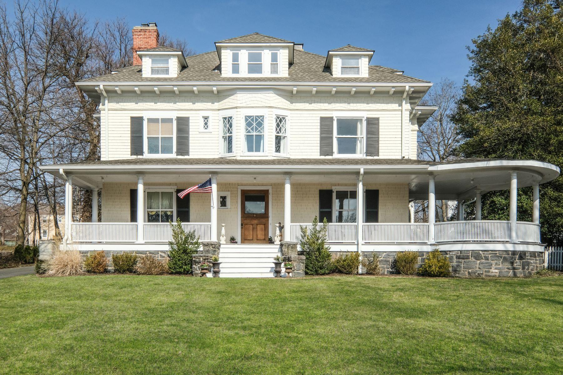 Single Family Homes för Försäljning vid 18 Hawthorne Avenue Rye Brook, New York 10573 Förenta staterna