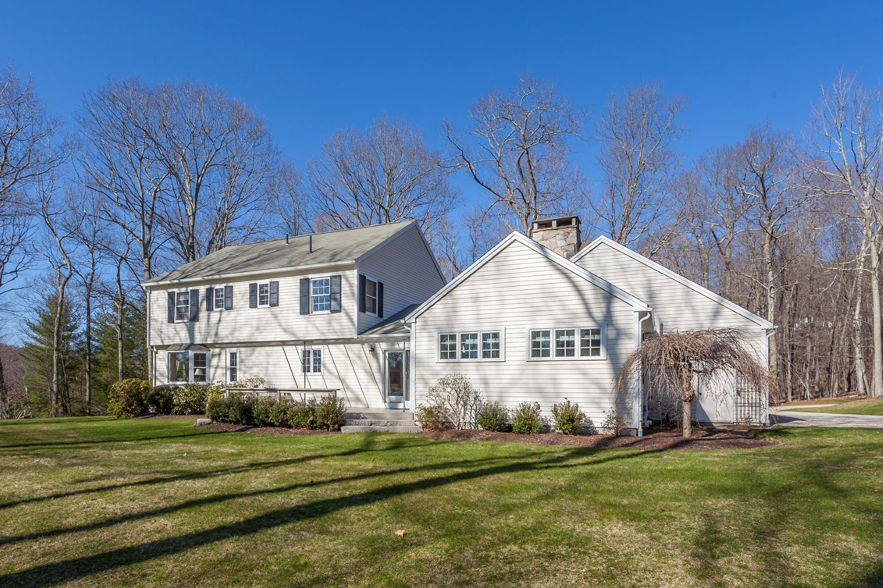 Single Family Home for Sale at Beautifully Designed Colonial 67 Smoky Hollow Rd Washington, Connecticut, 06794 United States