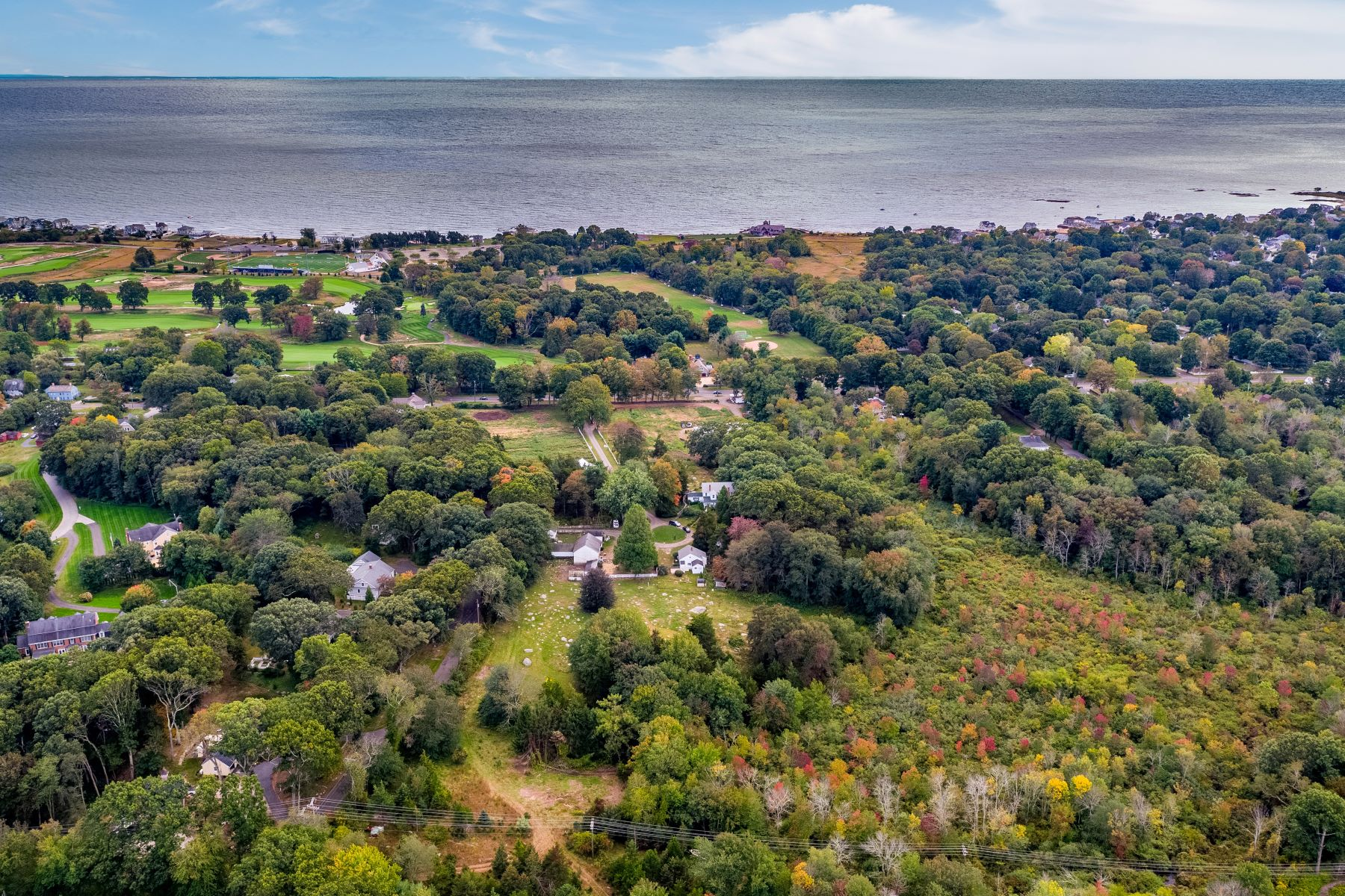 Land for Sale at Barberry Hill farm Boston Post Road Madison, Connecticut 06443 United States