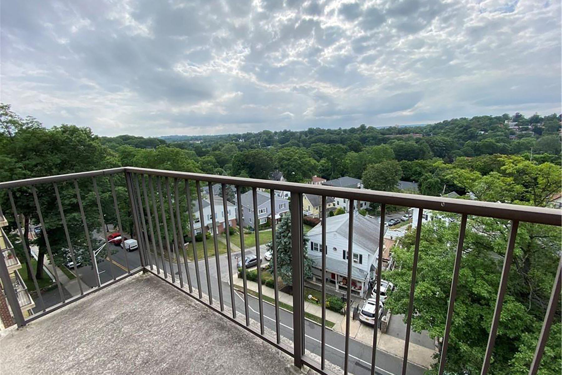 Co-op Properties for Sale at Top Floor Unit Overlooking Quaint Village of Tuckahoe 108 Sagamore Road, 6L Tuckahoe, New York 10707 United States
