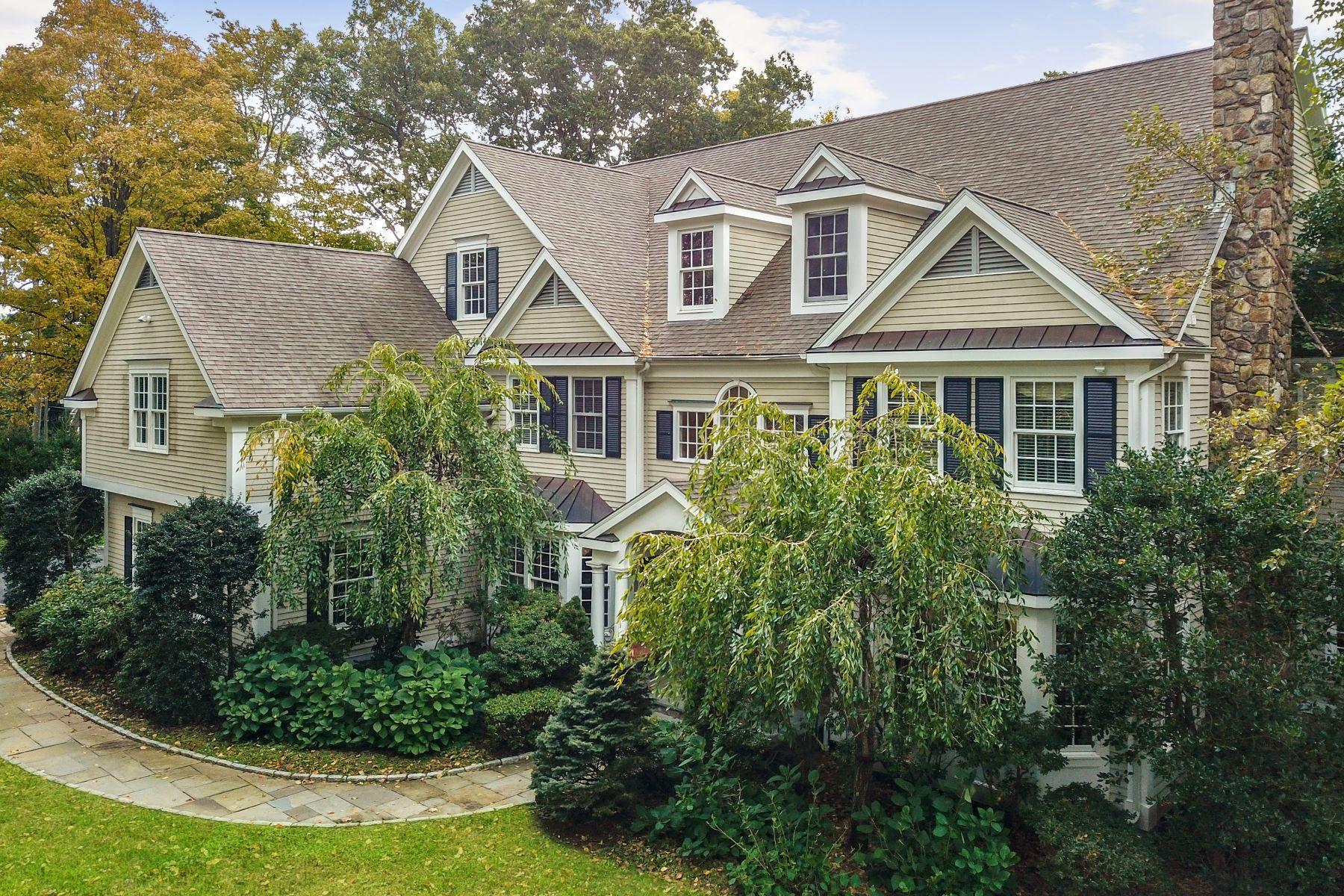 Single Family Home for Sale at 65 Hurlbutt Street 65 Hurlbutt Street Wilton, Connecticut 06897 United States