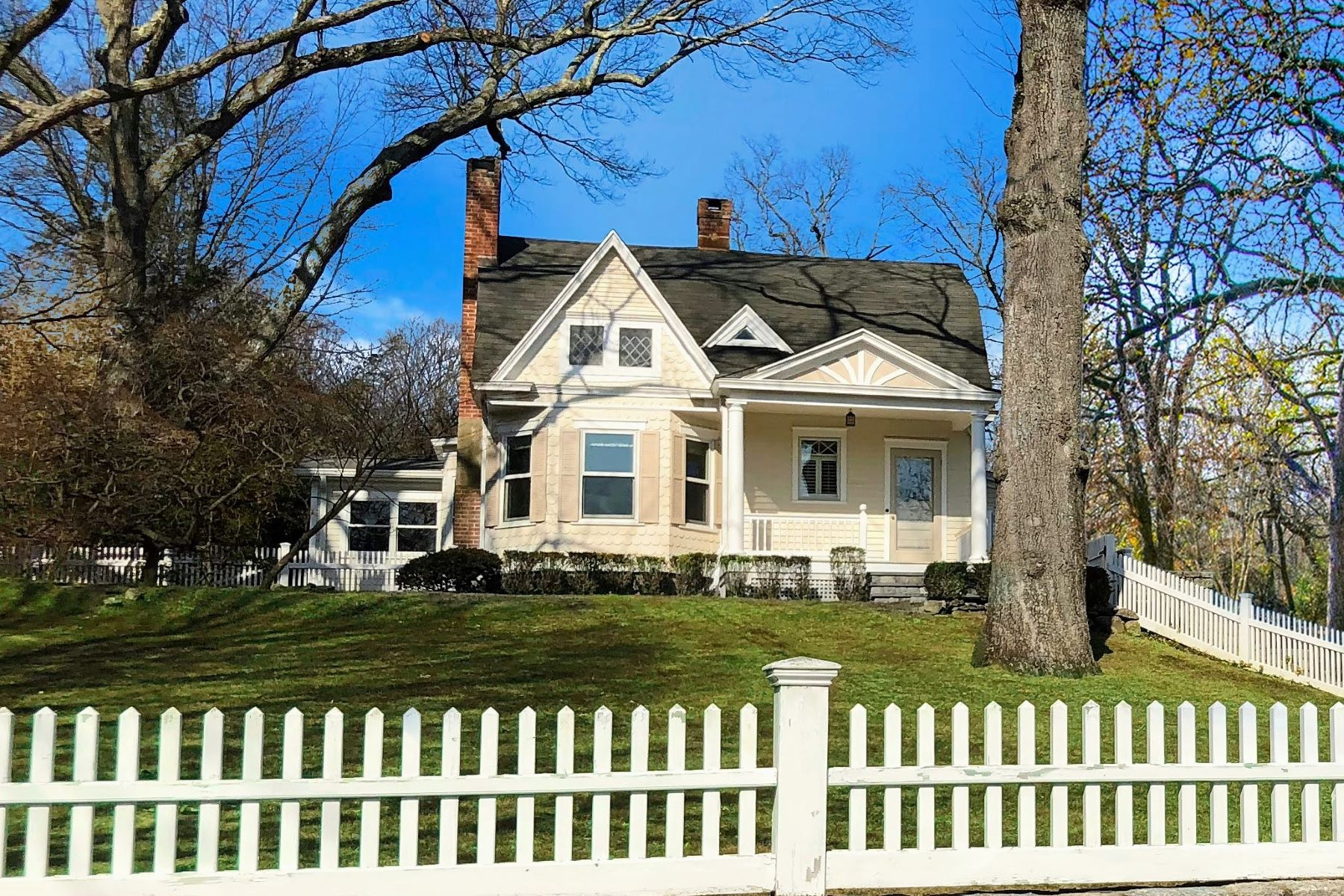 House for Sale at 76 Harrison Avenue 76 Harrison Avenue New Canaan, Connecticut 06840 United States