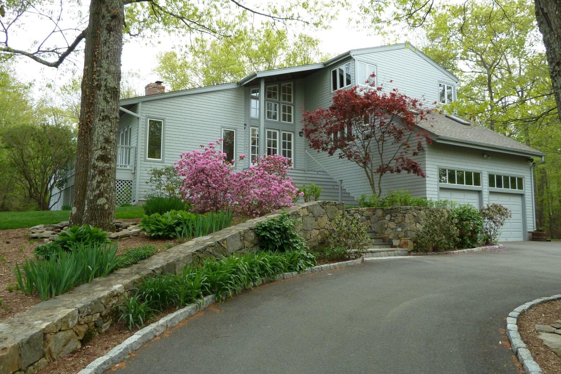 Eensgezinswoning voor Verkoop op Immaculate & Sophisticated Modern Home 28 Mountainview Drive, Redding, Connecticut 06896 Verenigde Staten