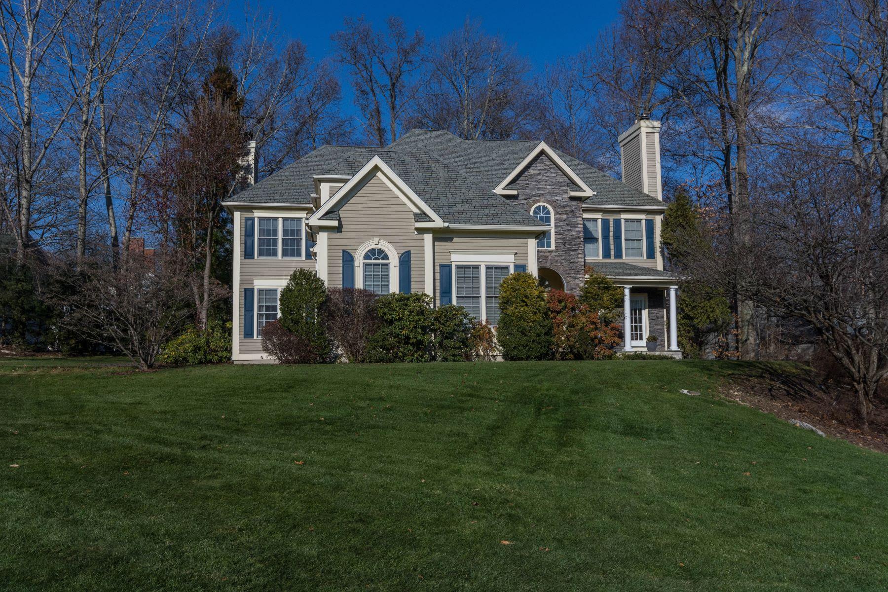 Maison unifamiliale pour l Vente à Christopher Estates 2 Christopher Court Norwalk, Connecticut, 06851 États-Unis