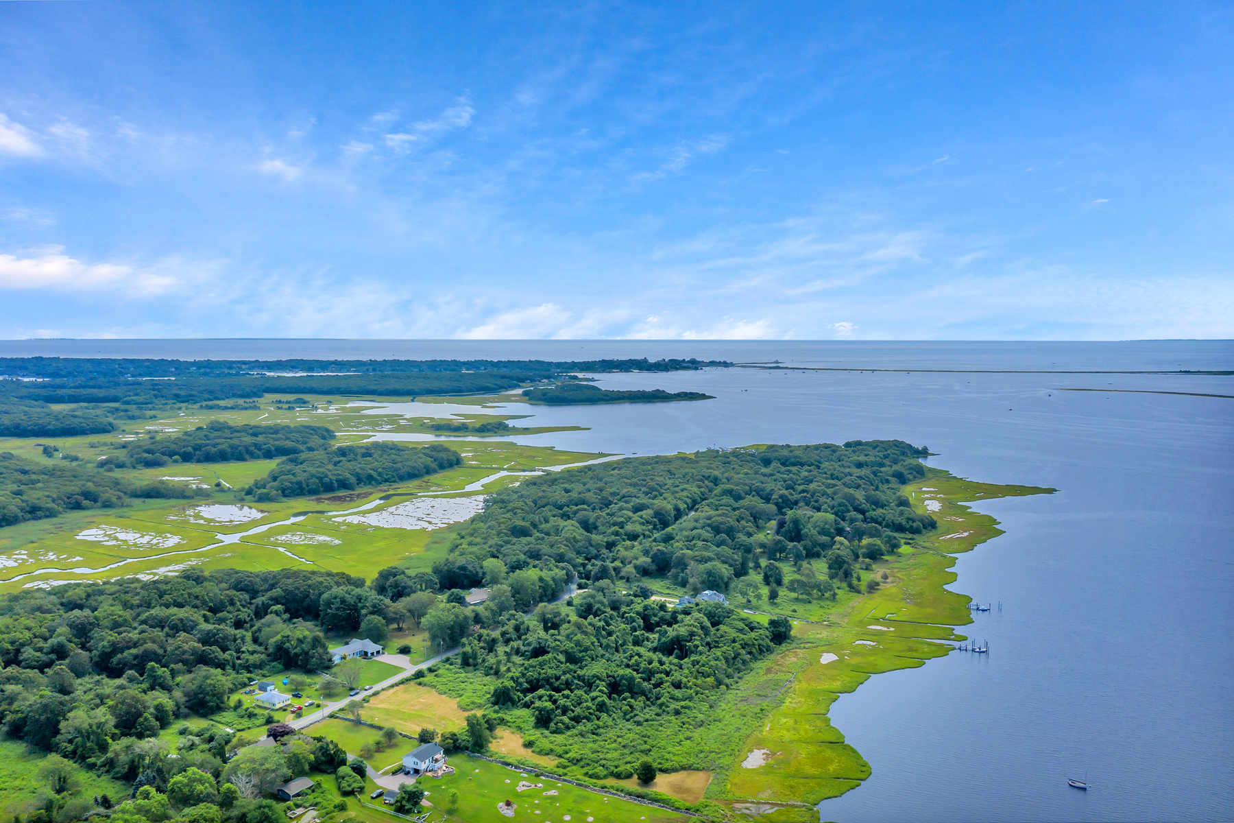 Additional photo for property listing at Spectacular Waterfront Land! 238b Palmer Neck Road Stonington, Connecticut 06378 United States