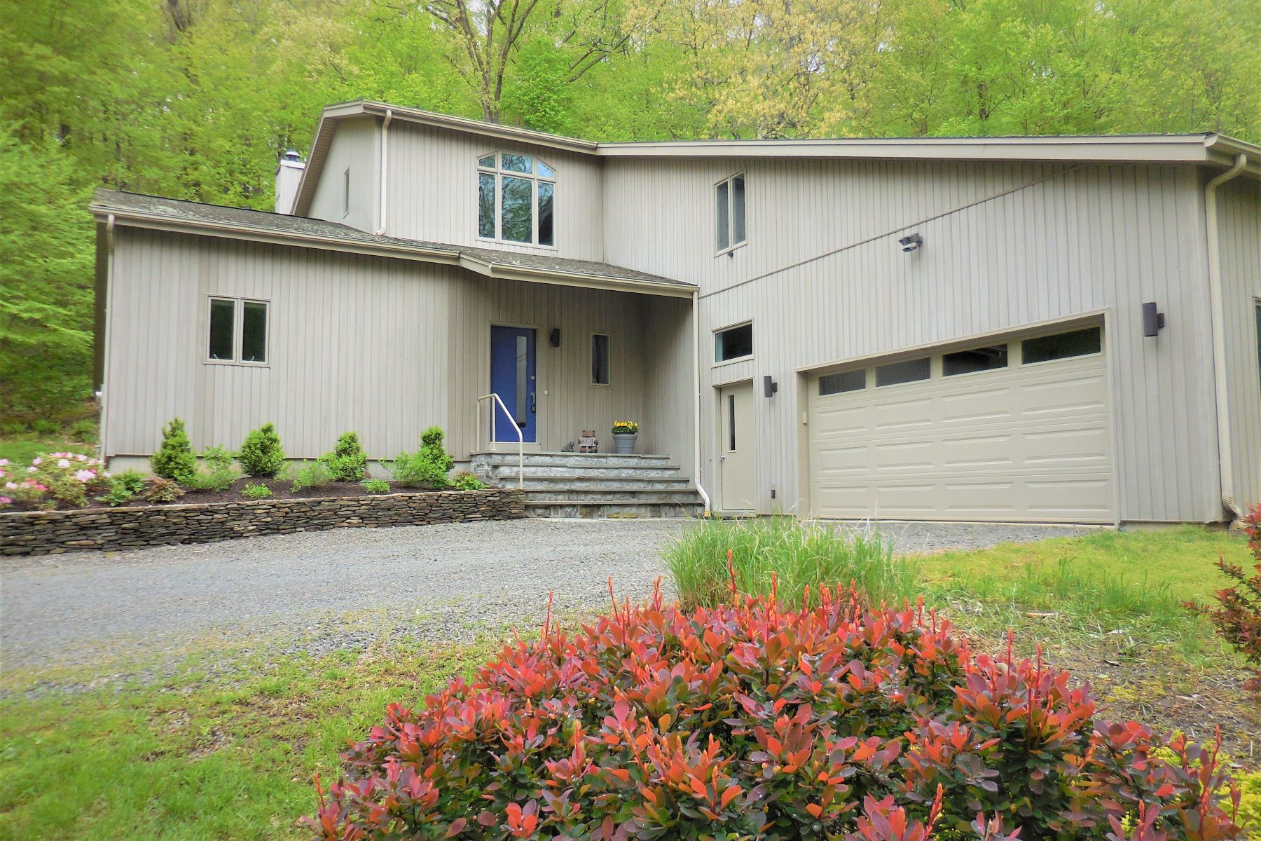 Single Family Homes for Sale at 43 Little Bear Hill Road New Milford, Connecticut 06776 United States