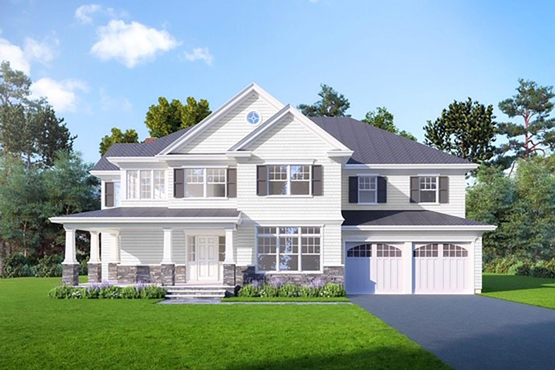 独户住宅 为 销售 在 Stunning New Construction in Exclusive Grange Estate Area of Scarsdale 26 Fairview Road 斯卡斯代尔, 纽约 10583 美国