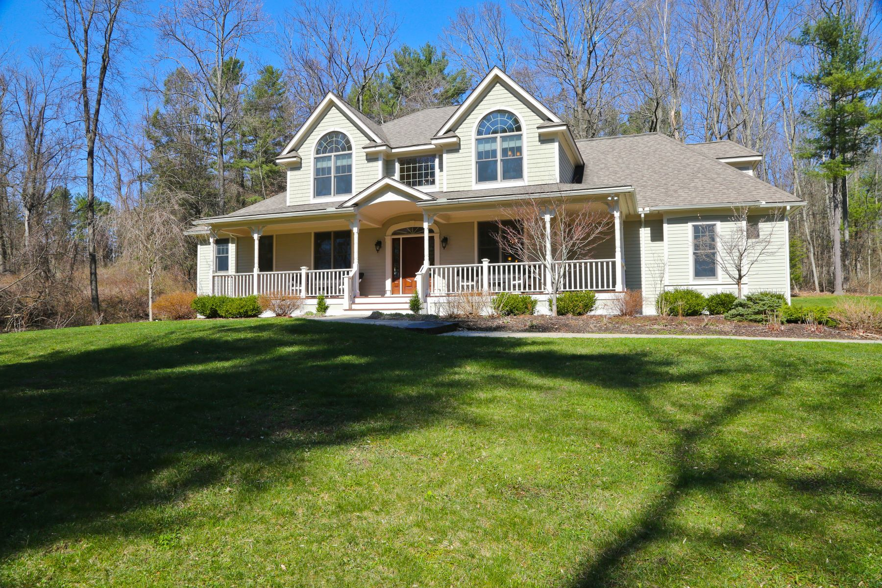Single Family Home for Active at Exquisite Turn Key Home on Great Barrington's ''The Hill'' 6 & 8 Berkshire Heights Rd Great Barrington, Massachusetts 01230 United States