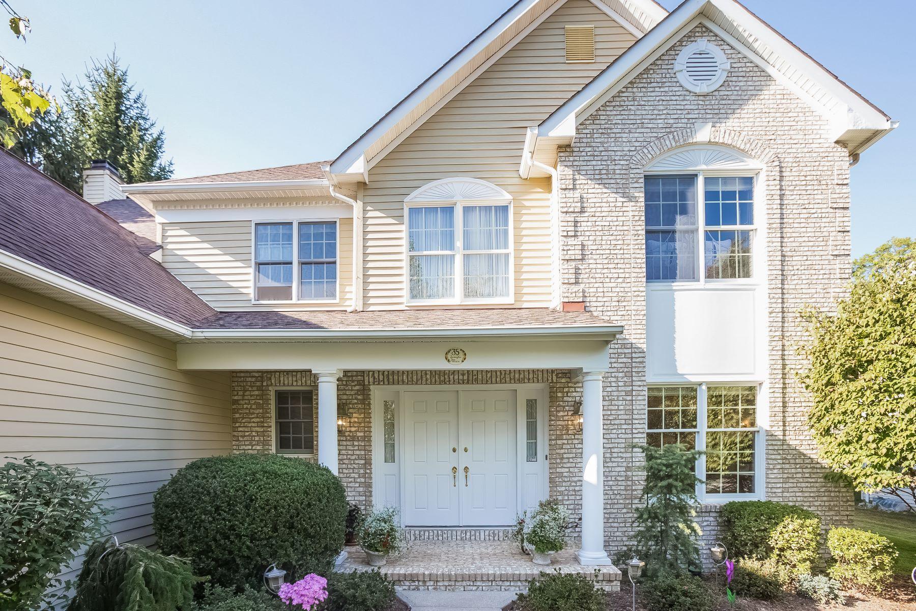 Частный односемейный дом для того Аренда на 35 Mcguiness Lane White Plains, Нью-Йорк, 10605 Соединенные Штаты