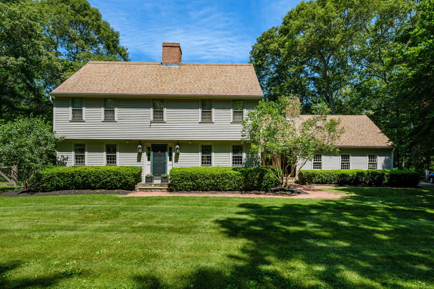 Single Family Homes for Sale at Desired District of Otter Cove 25 Otter Cove Dr Old Saybrook, Connecticut 06475 United States