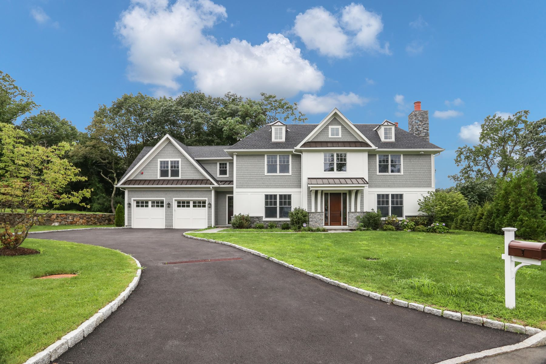 Single Family Homes for Active at 7 Patricia Court Harrison, New York 10528 United States