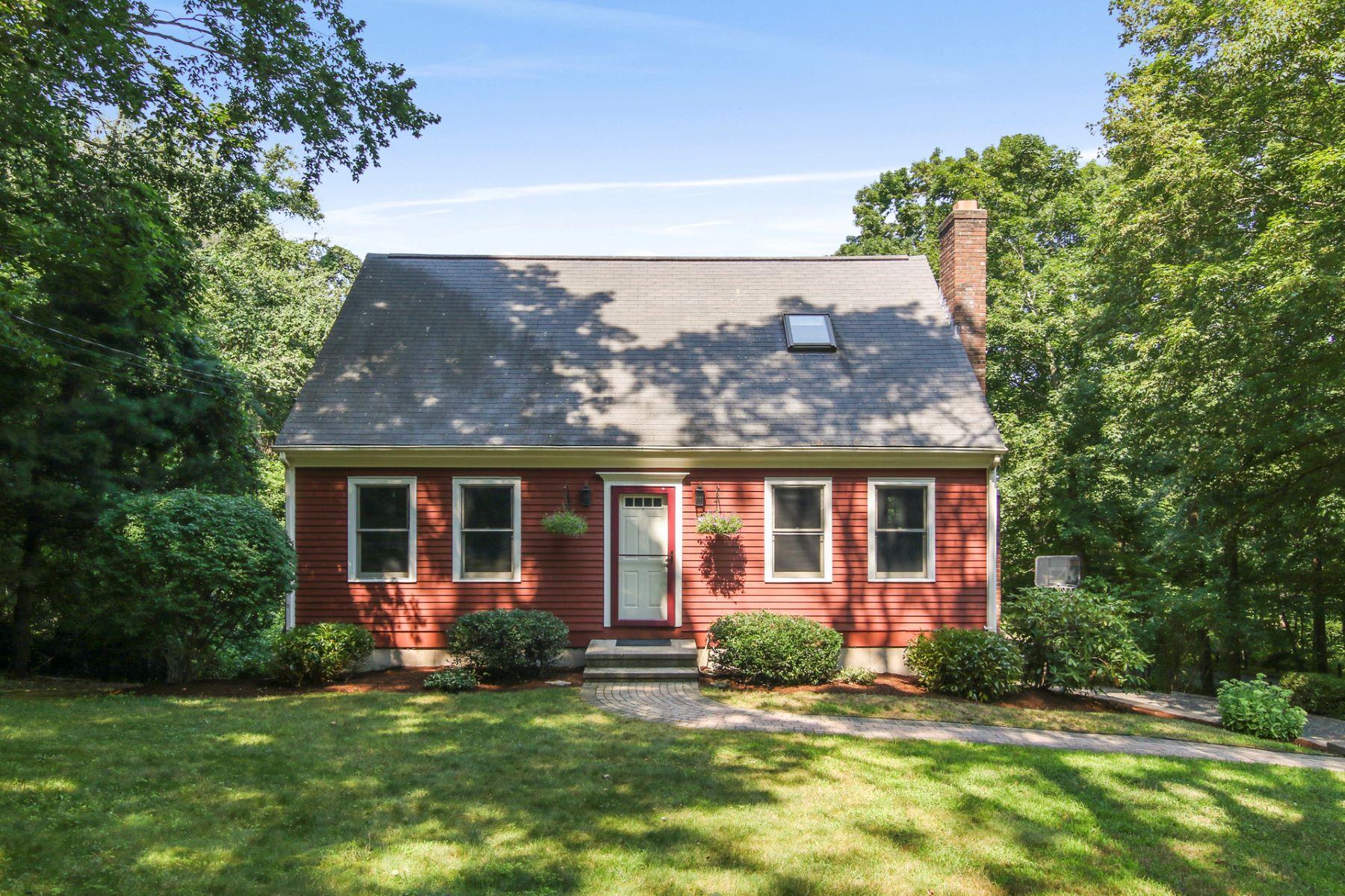 Single Family Homes для того Продажа на Haddam, Коннектикут 06438 Соединенные Штаты