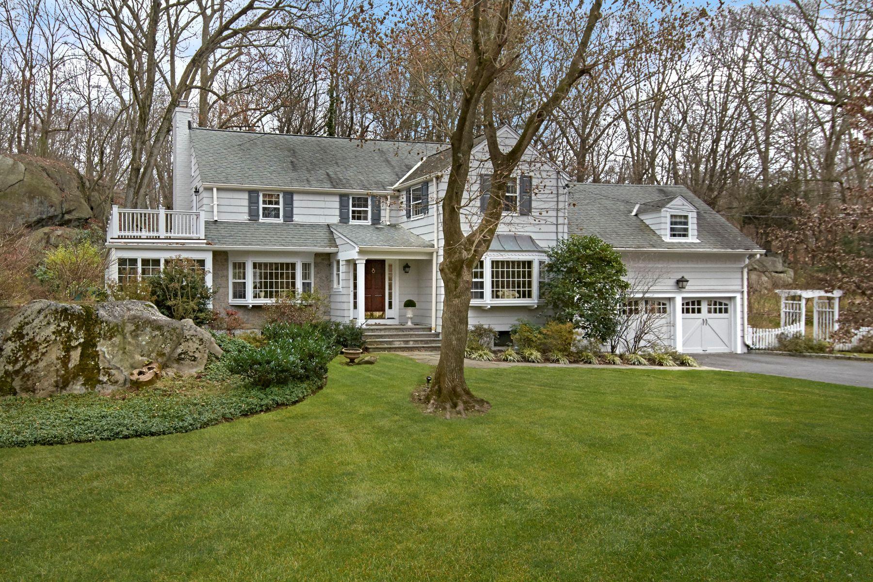 Maison unifamiliale pour l Vente à 7 Cricklewood Lane Harrison, New York, 10528 États-Unis