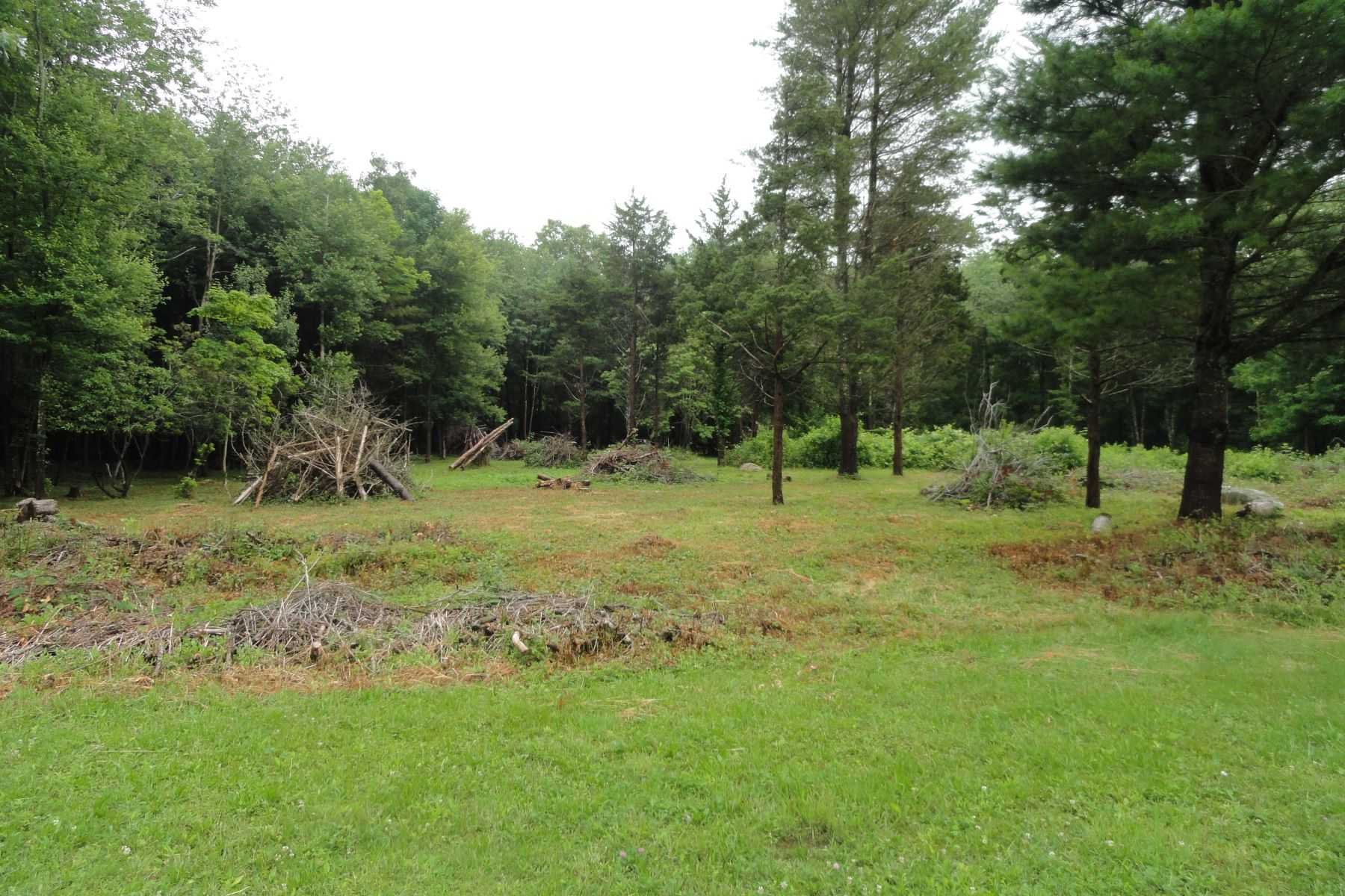 Additional photo for property listing at Approved building lot adjacent to state forest land 56 Cossaduck Hill Road North Stonington, Connecticut 06359 United States