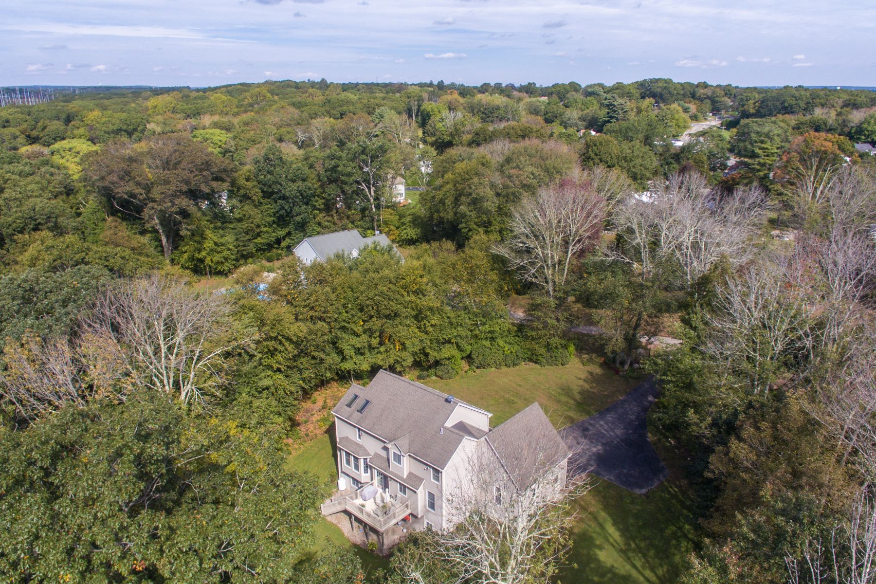 """single family homes for Sale at Privacy and an """"Estate"""" feel at this Rope Ferry Address 197 Rope Ferry Road, Waterford, Connecticut 06385 United States"""