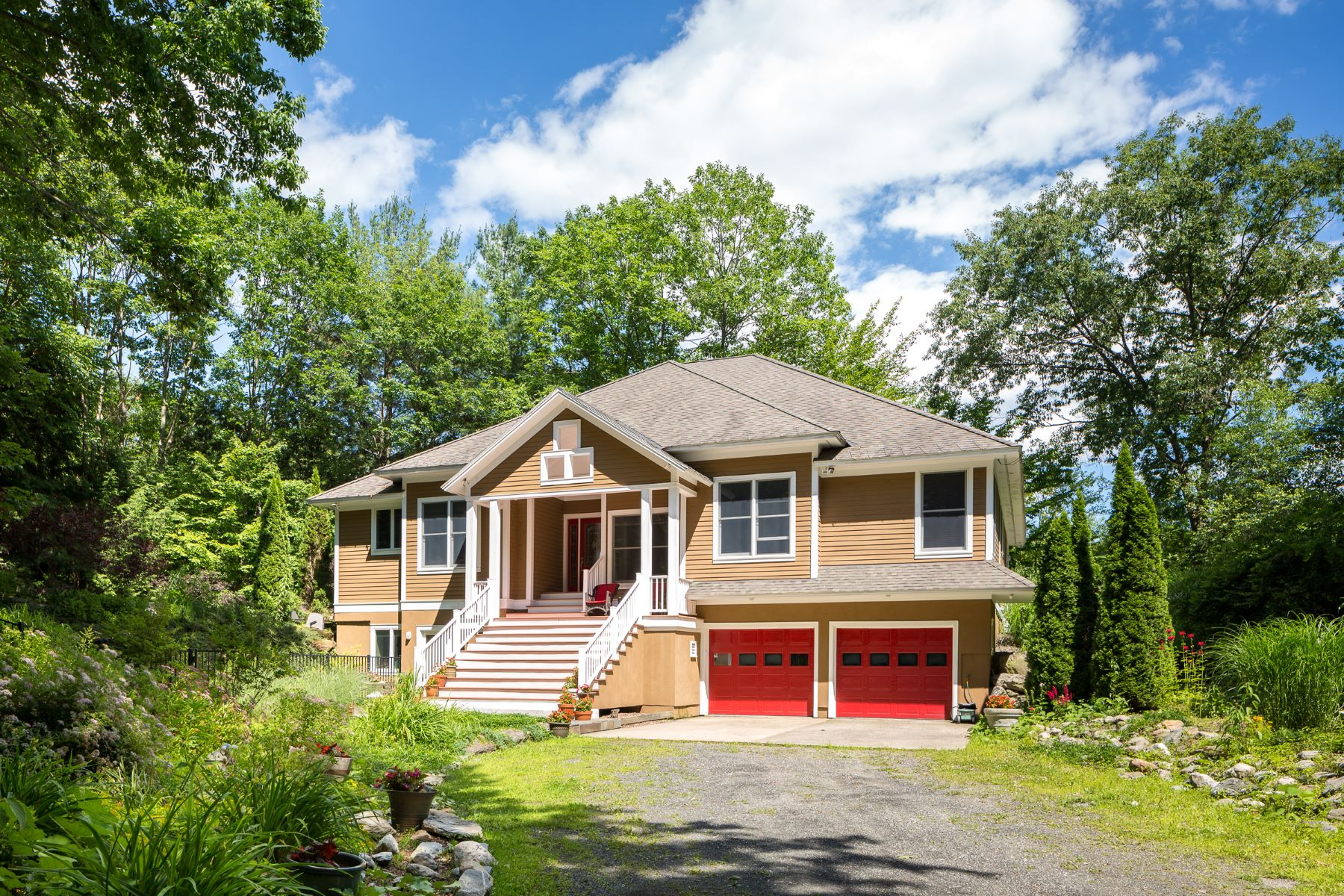 Single Family Home for Sale at Private Contemporary With Pool 21 West Alford Rd West Stockbridge, Massachusetts 01266 United States