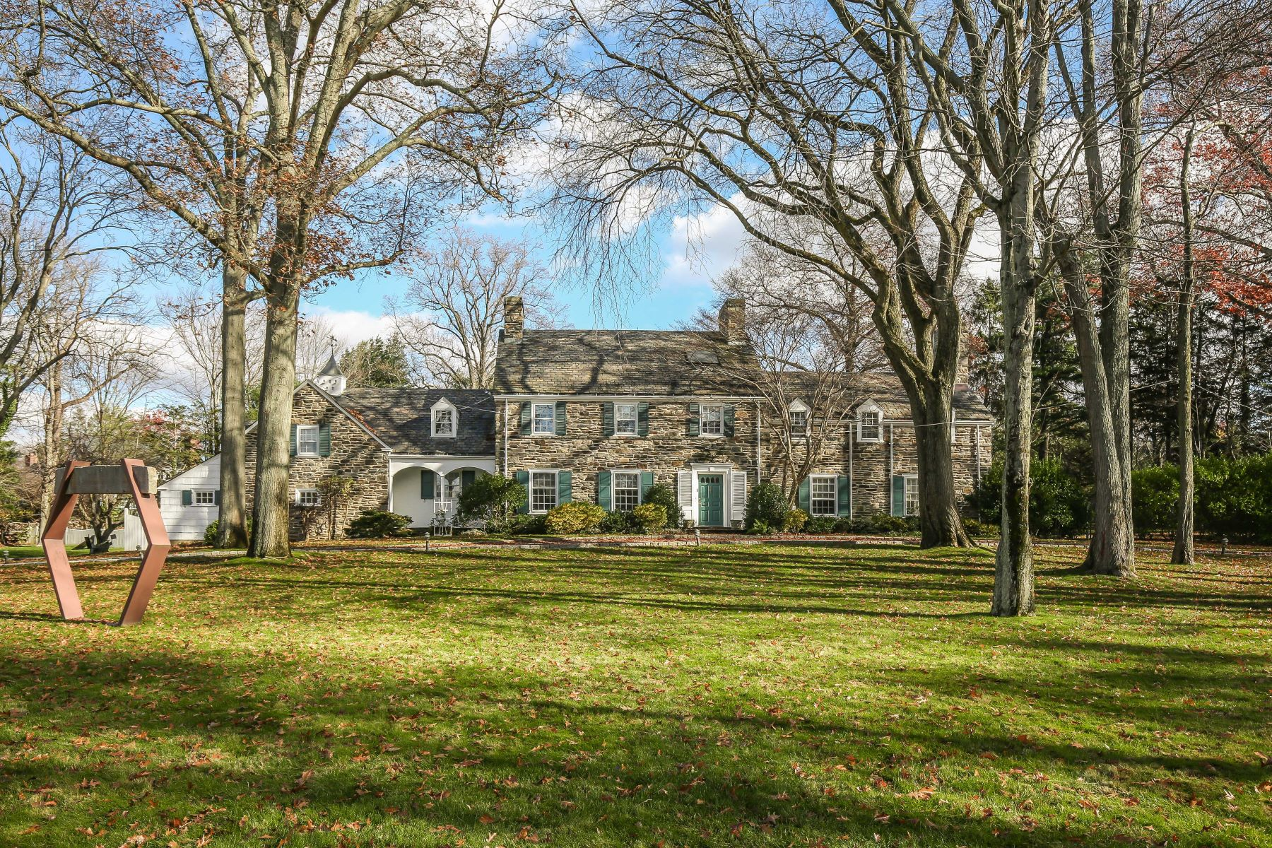 Single Family Home for Sale at Scarsdale's Most Admired and Iconic Homes 5 Quaker Center Scarsdale, New York 10583 United States