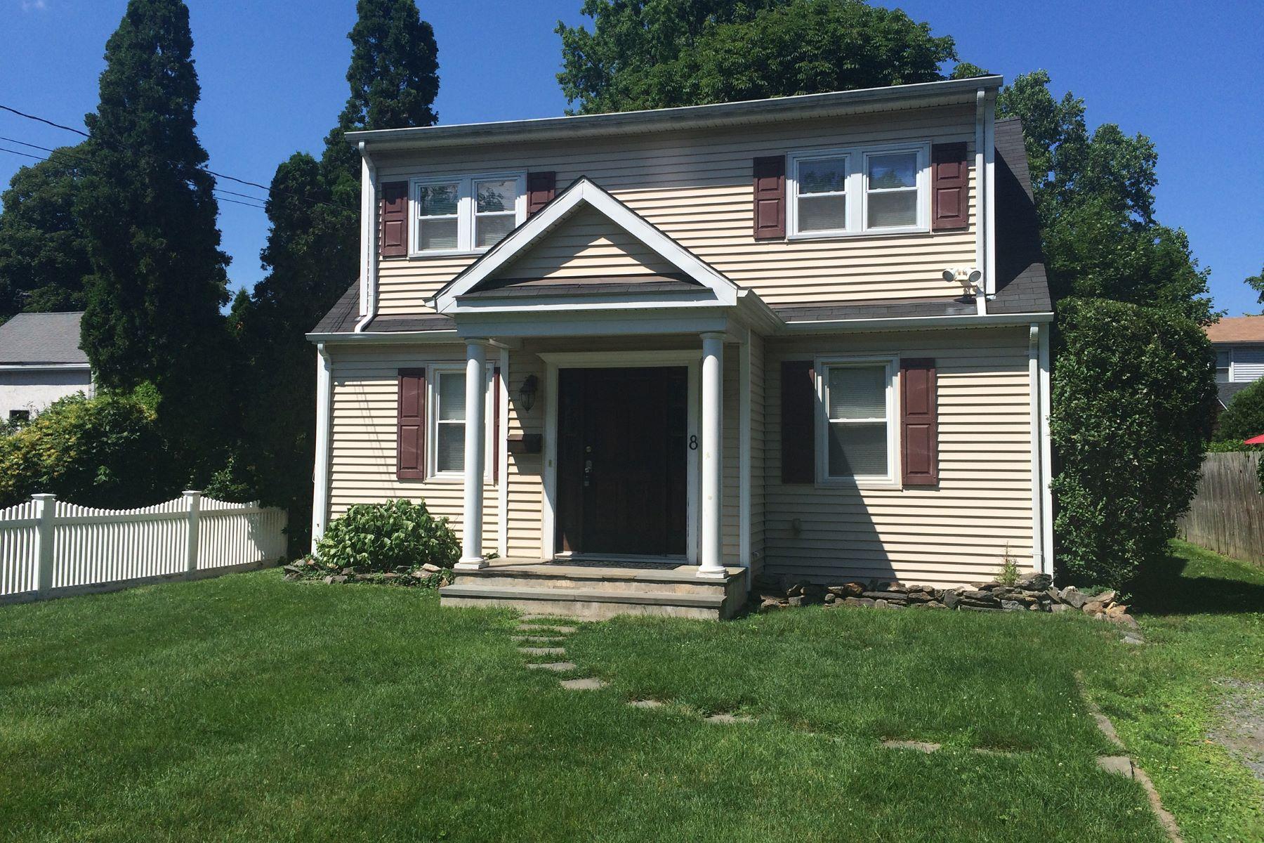 Частный односемейный дом для того Аренда на 8 Goldwin Street Rye, Нью-Йорк, 10580 Соединенные Штаты