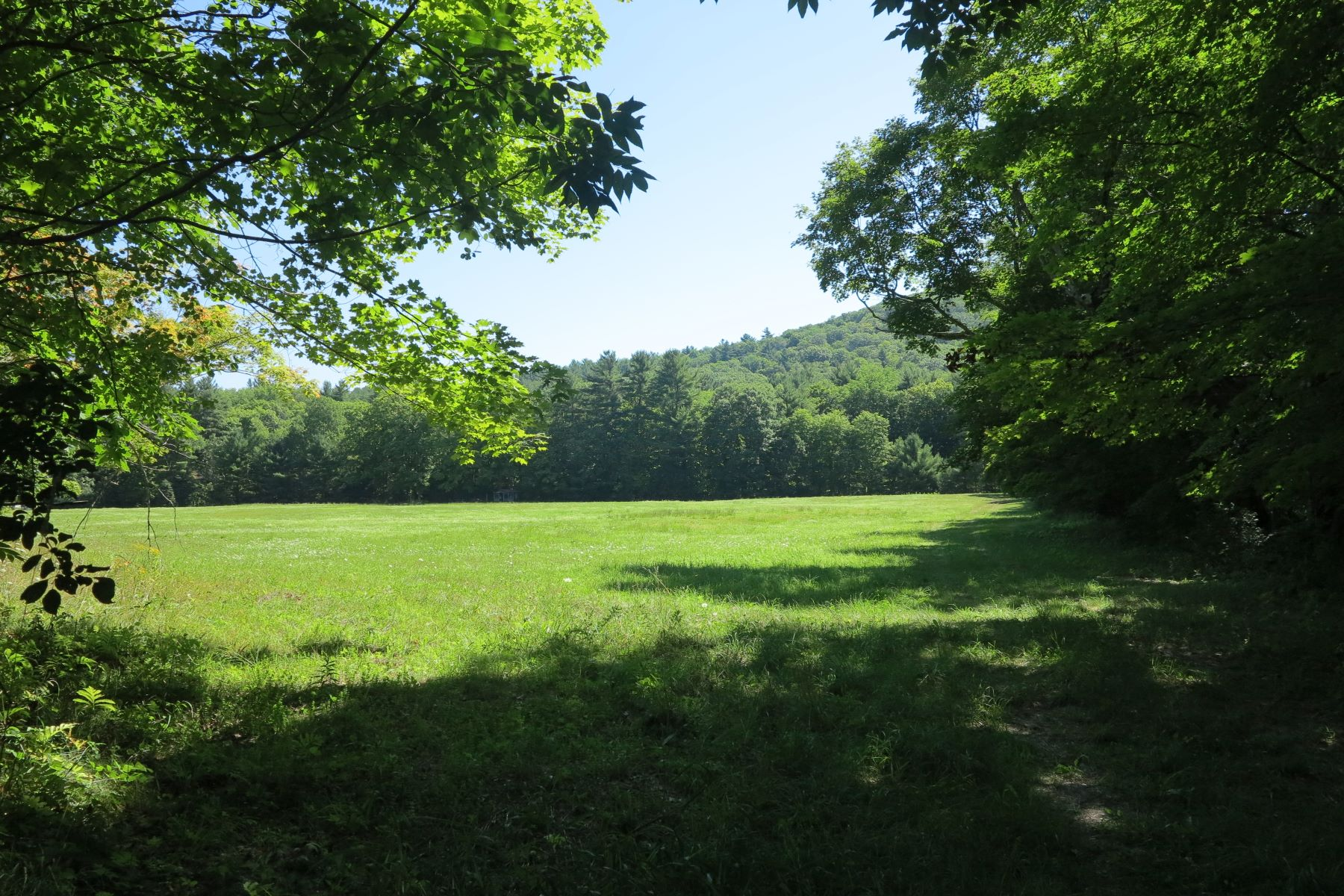 Land for Active at Bucolic Estate Parcel on 21.75 Acres with River Frontage and Meadow 106 New Marlborough Southfield Rd New Marlborough, Massachusetts 01230 United States