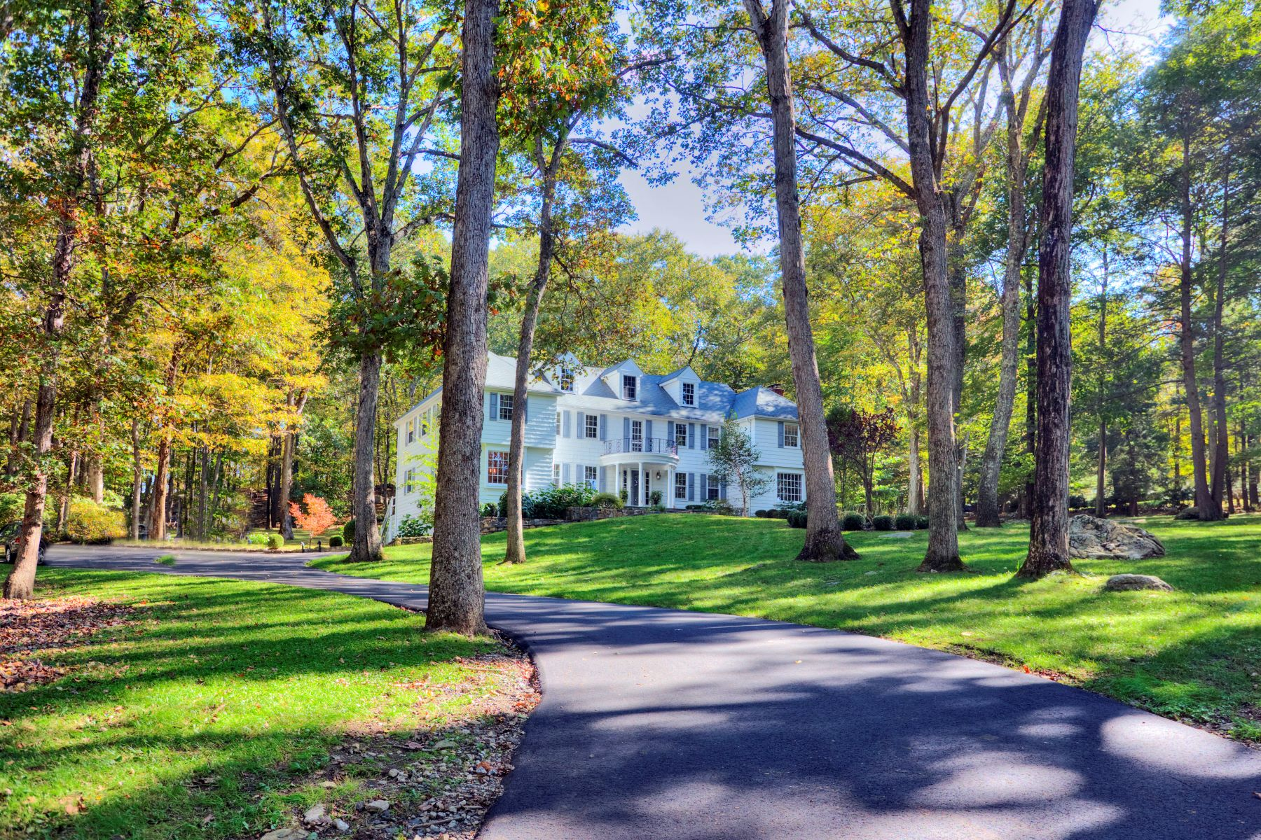 Single Family Homes for Sale at 2141 Ponus Ridge New Canaan, Connecticut 06840 United States