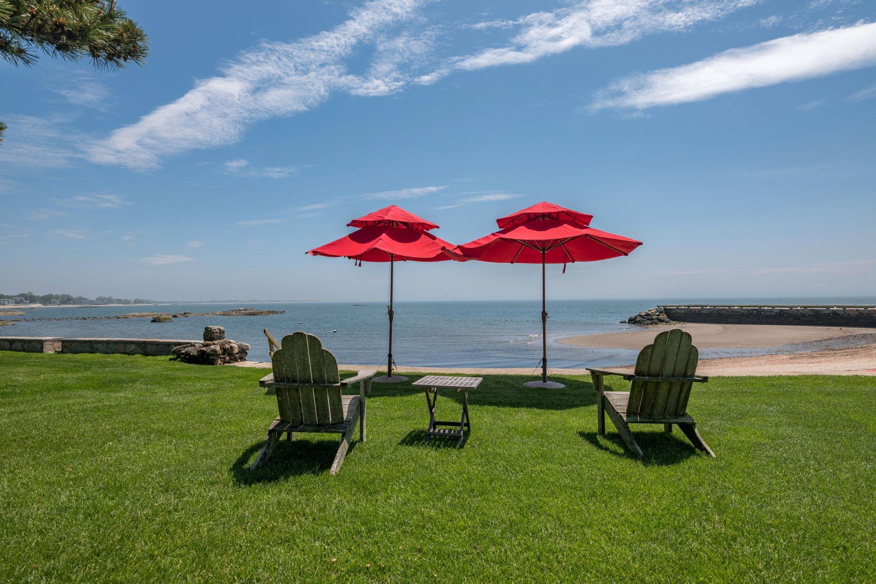 Eensgezinswoning voor Verkoop op 130 Middle Beach Road Madison, Connecticut 06443 Verenigde Staten