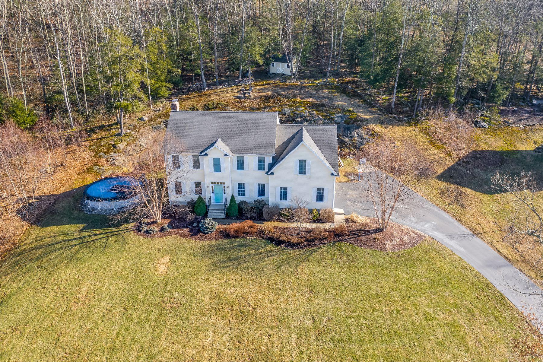 Maison unifamiliale pour l Vente à Carriage Estates 39 Old Country Road Oxford, Connecticut 06478 États-Unis