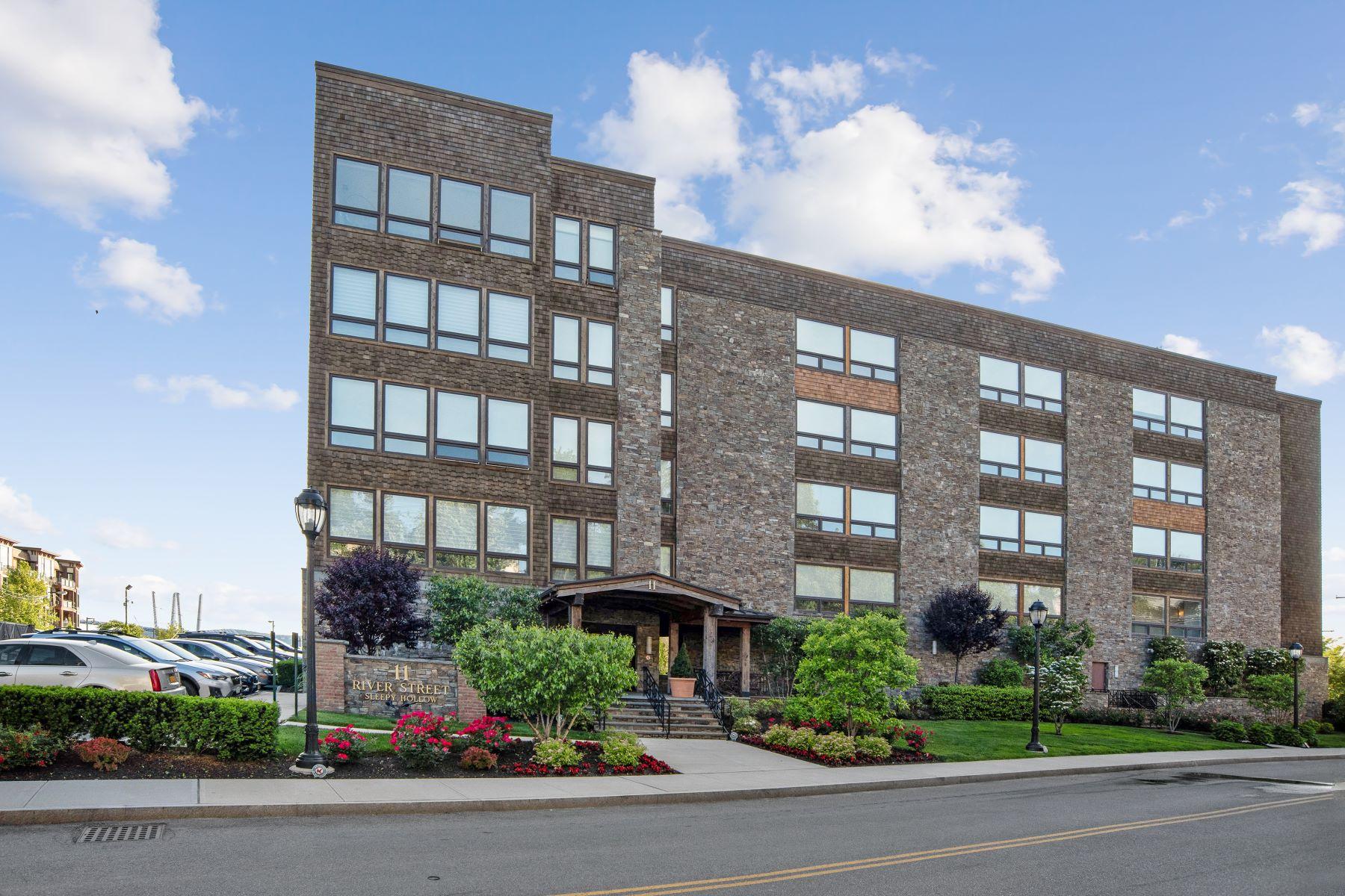 Condominiums 為 出售 在 11 River Street, 210, Sleepy Hollow, 纽约 10591 美國