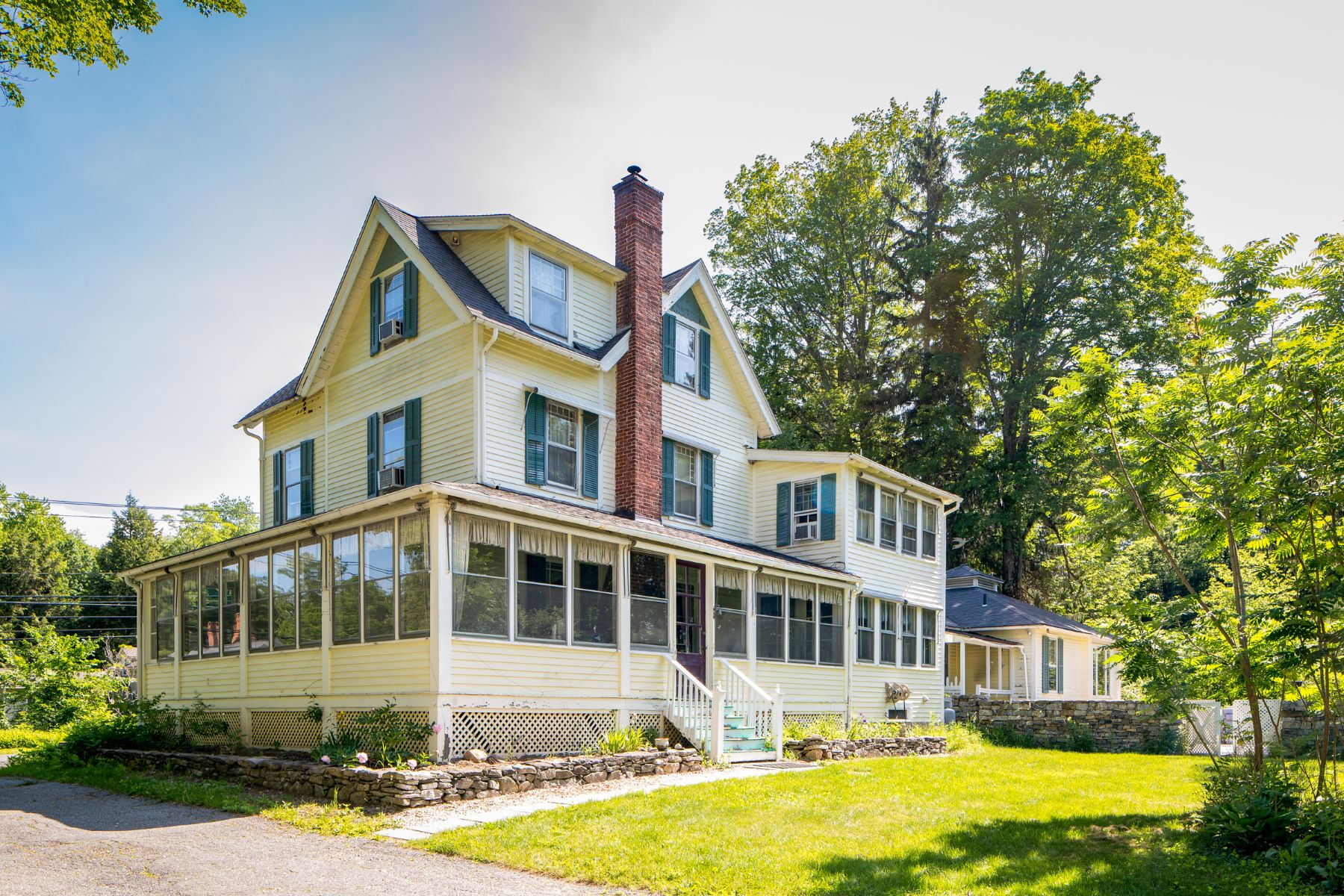 Single Family Homes for Sale at Angel Hill 54 Greenwoods Road Norfolk, Connecticut 06058 United States
