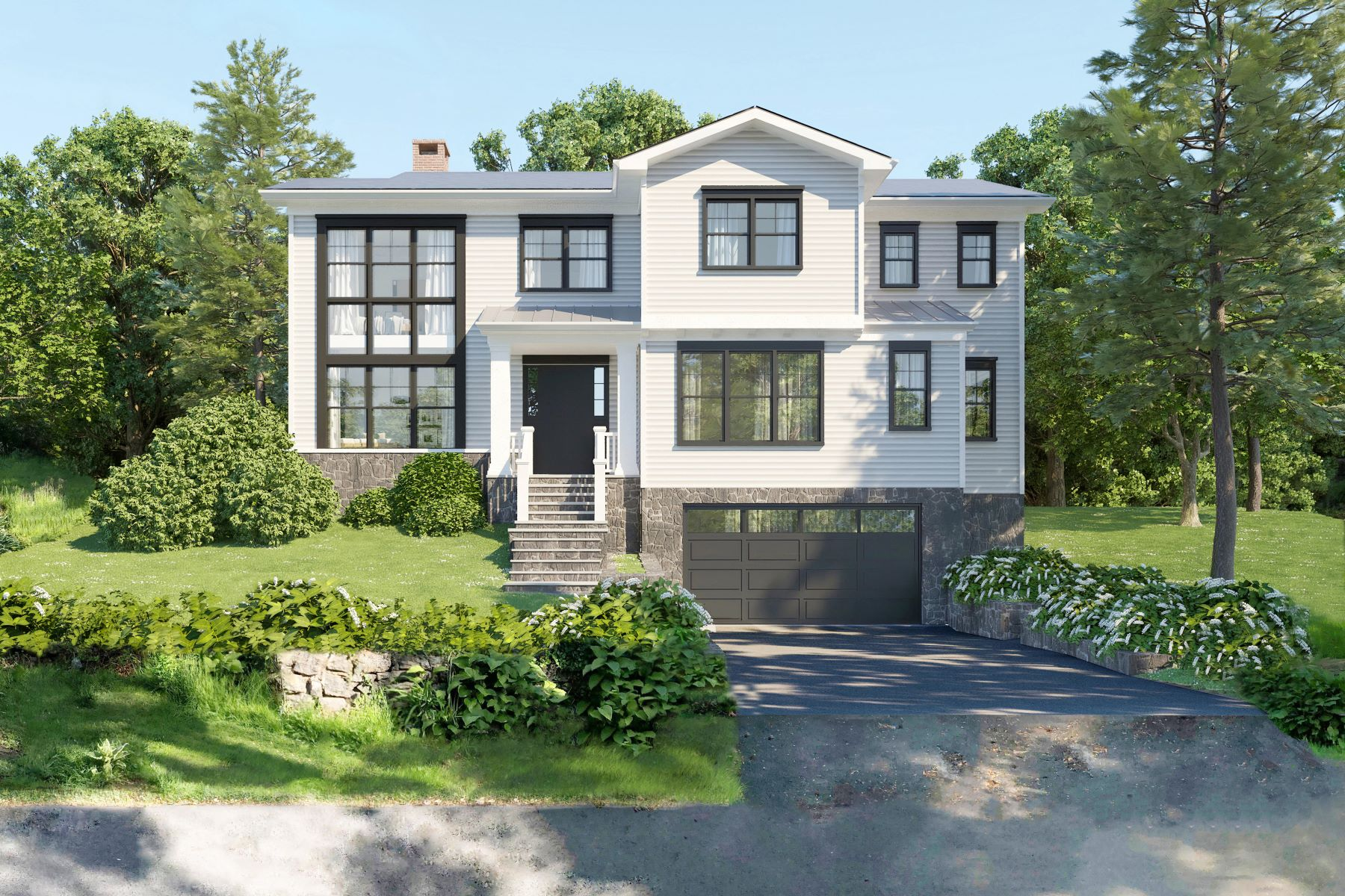 Single Family Homes por un Venta en 85 Colonial Avenue Larchmont, Nueva York 10538 Estados Unidos