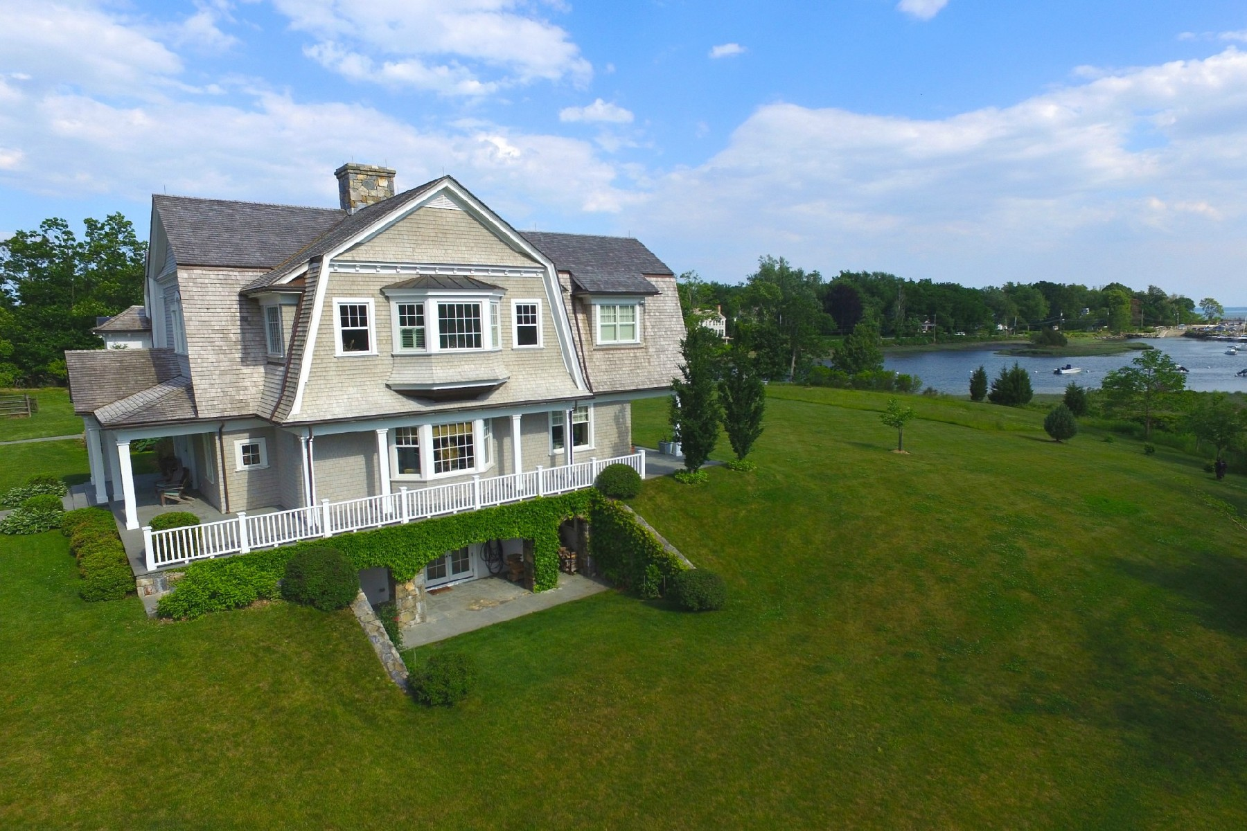 Additional photo for property listing at Magnificent Estate on 7.1 Acre Island 20 Juniper Darien, Connecticut 06820 United States