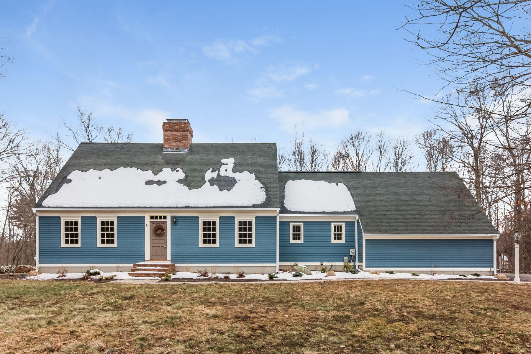 Casa Unifamiliar por un Venta en 26 Coughlin Road Killingworth, Connecticut, 06419 Estados Unidos