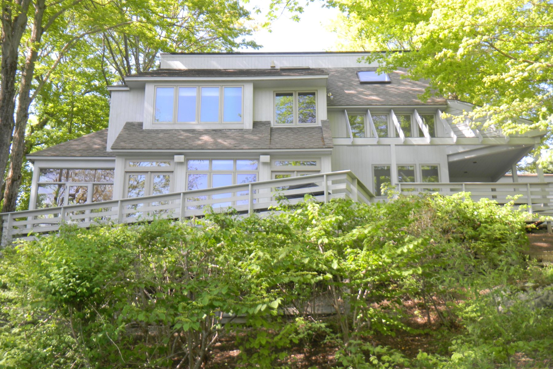 Single Family Homes for Sale at Woodridge Lake Hidden Treasure 101 West Hyerdale Drive, Goshen, Connecticut 06756 United States