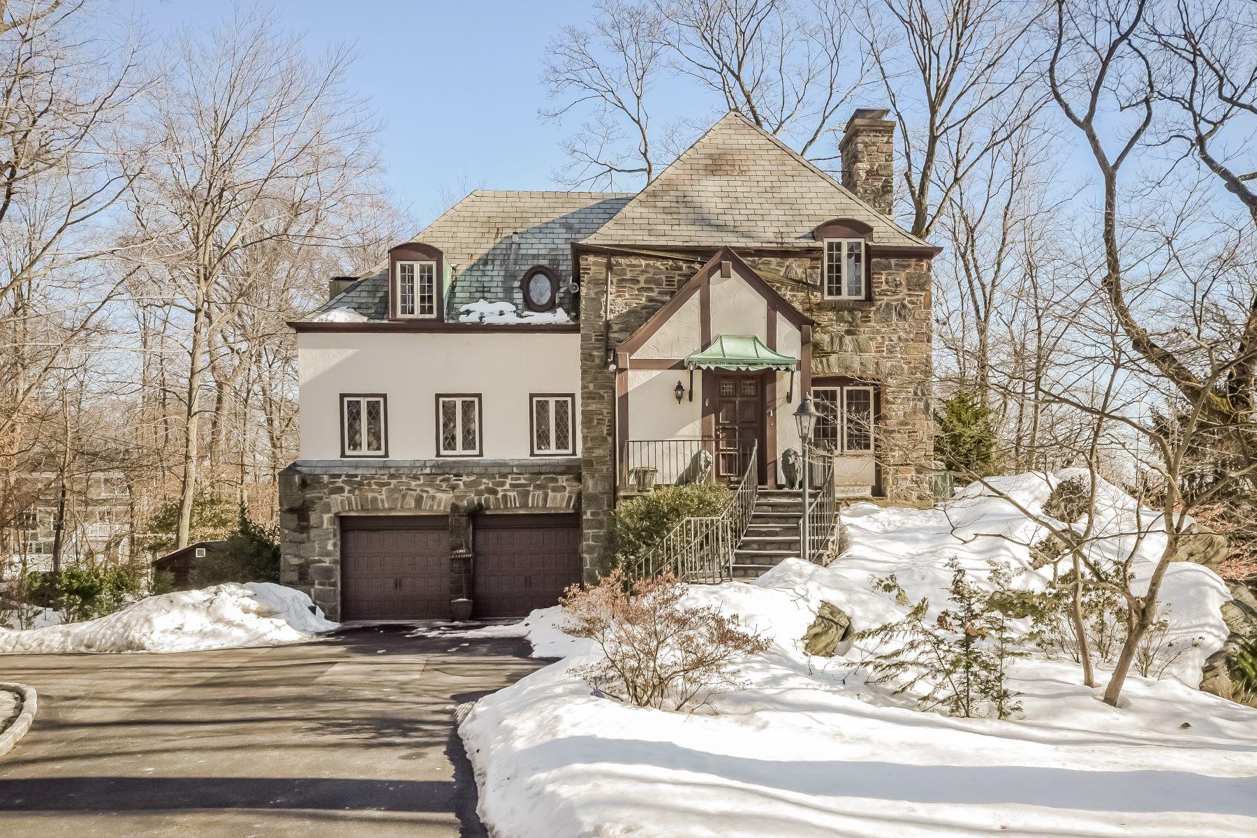 Single Family Home for Sale at Premier Tudor 1 Melrose Dr New Rochelle, New York 10804 United States