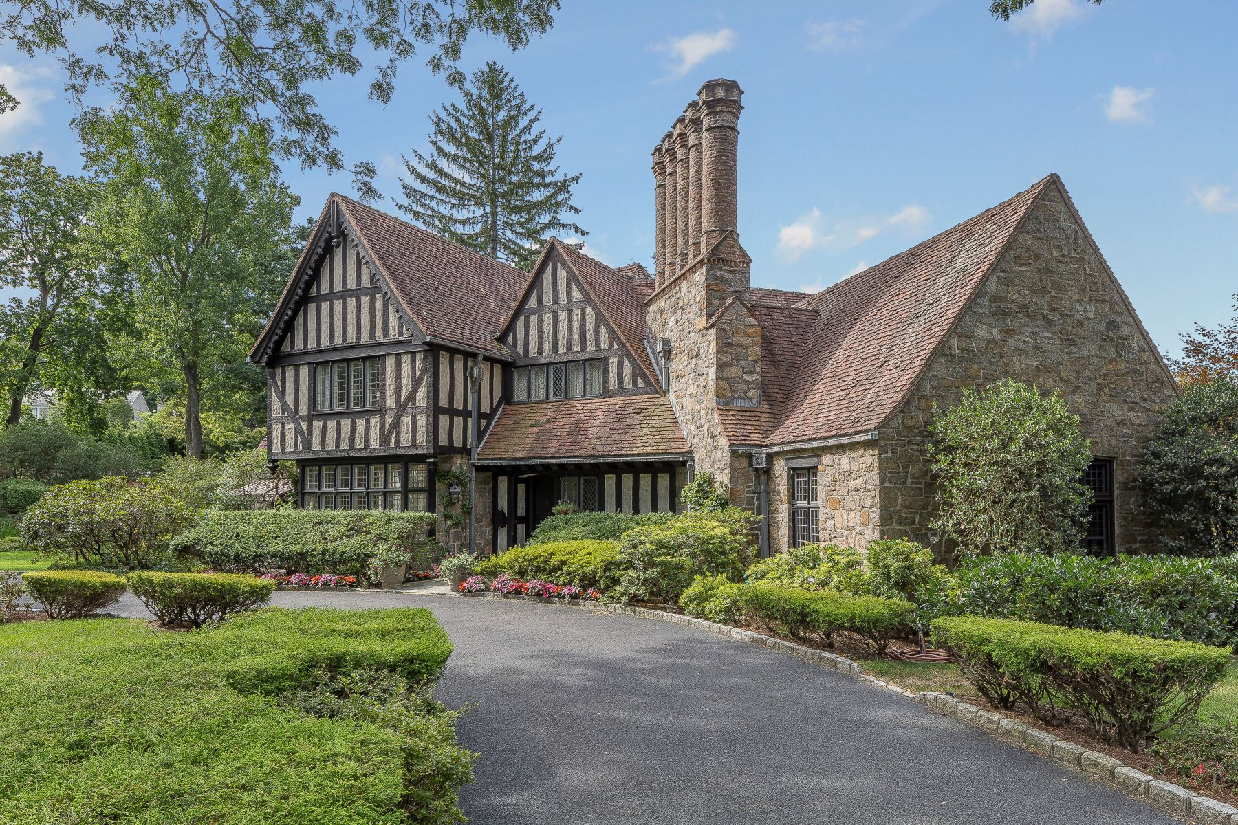 Single Family Home for Sale at Tudor Style 274 Pondfield Road Bronxville, New York 10708 United States