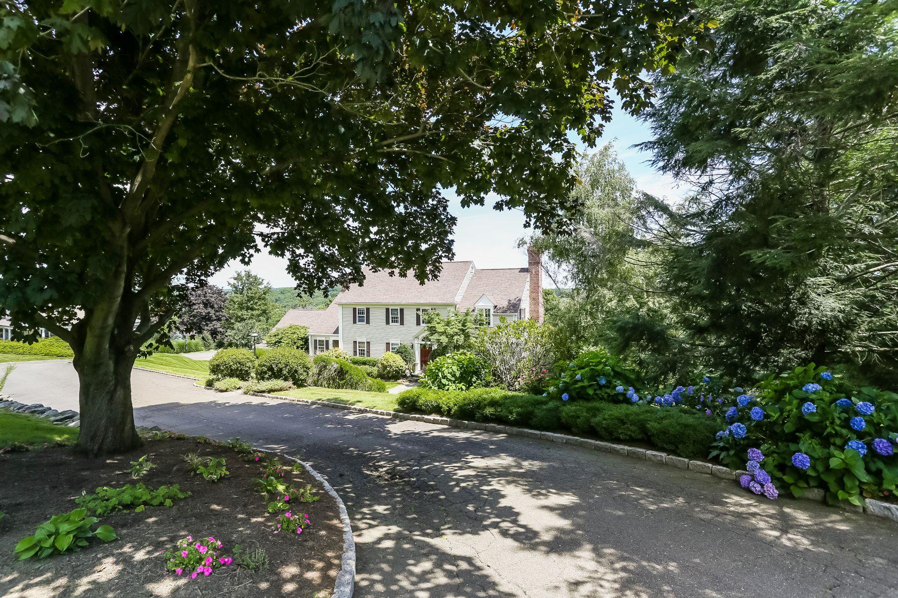 Casa Unifamiliar por un Venta en 38 Keelers Ridge Road 38 Keelers Ridge Road Wilton, Connecticut 06897 Estados Unidos
