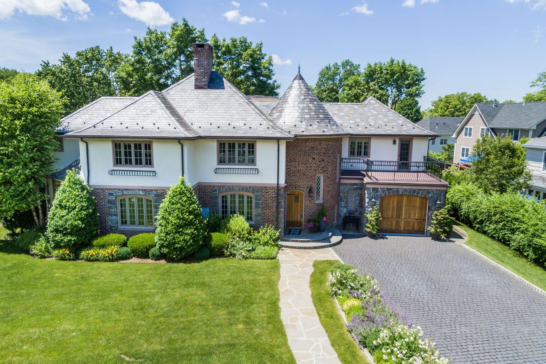 Casa Unifamiliar por un Alquiler en 36 Drake Avenue 36 Drake Avenue Rye, Nueva York 10580 Estados Unidos