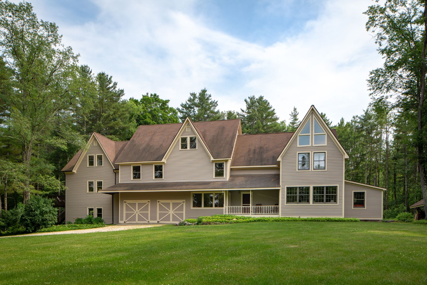 single family homes for Sale at The Gables 32 Amy Road, Falls Village, Connecticut 06031 United States