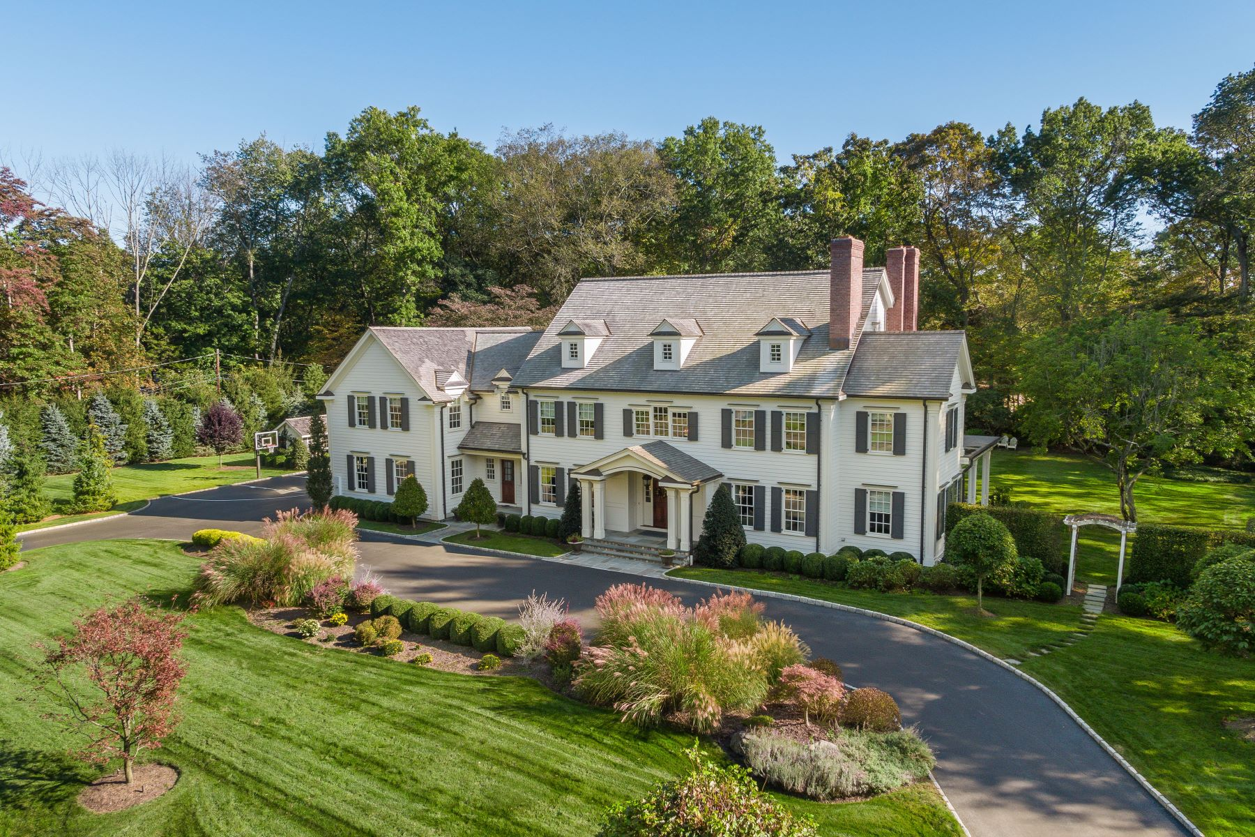 Single Family Home for Sale at Flawless Design and Uncompromising Quality 131 Fleming Lane, Fairfield, Connecticut, 06824 United States