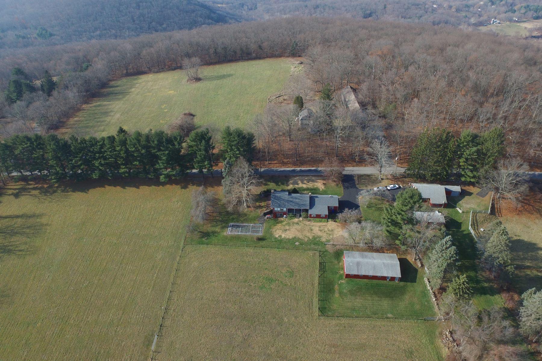 Nhà ở một gia đình vì Bán tại Prime Bridgewater Property 180 Curtis Road Bridgewater, Connecticut, 06752 Hoa Kỳ