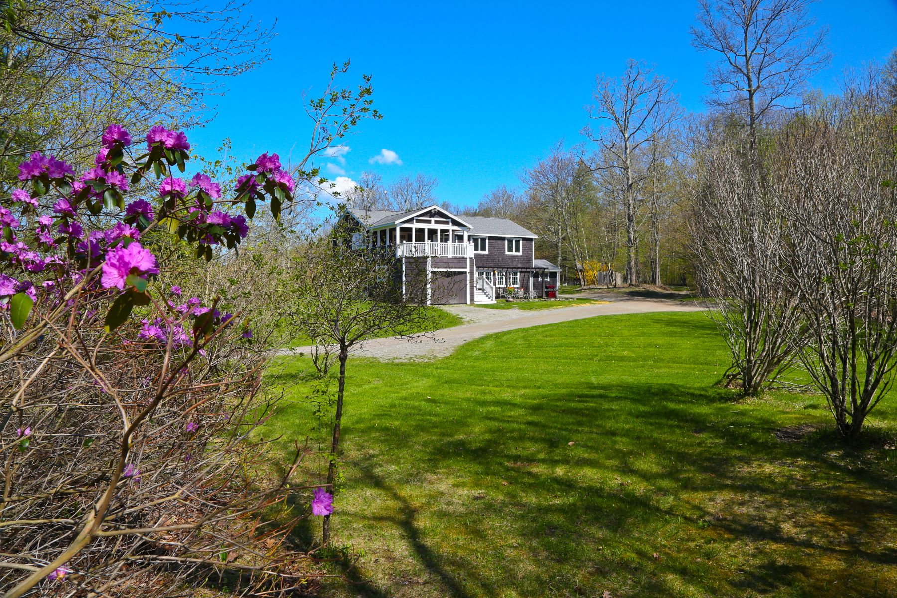 Single Family Home for Active at Seclusion, Privacy and Views 170 Green River Rd Alford, Massachusetts 01266 United States