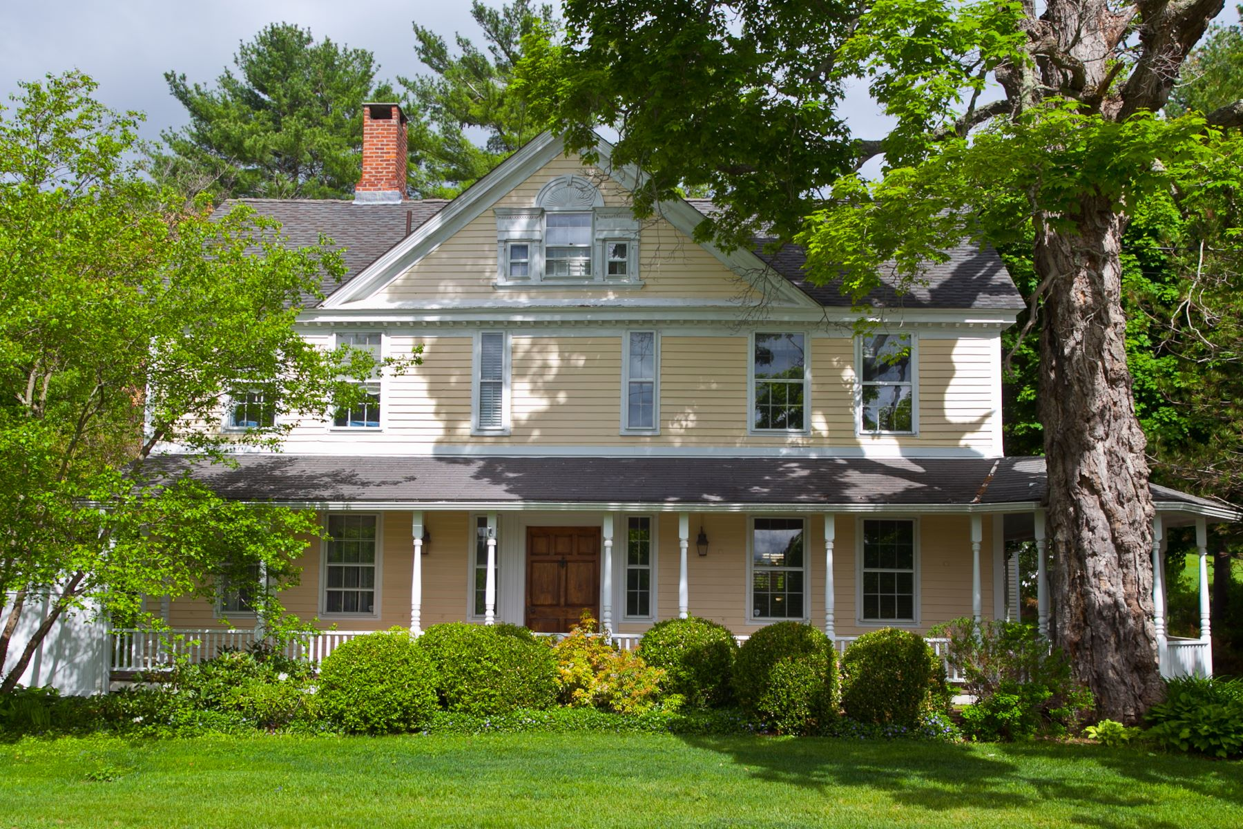 Casa Unifamiliar por un Venta en Salisbury Landmark 482 Undermountain Road Salisbury, Connecticut 06068 Estados Unidos